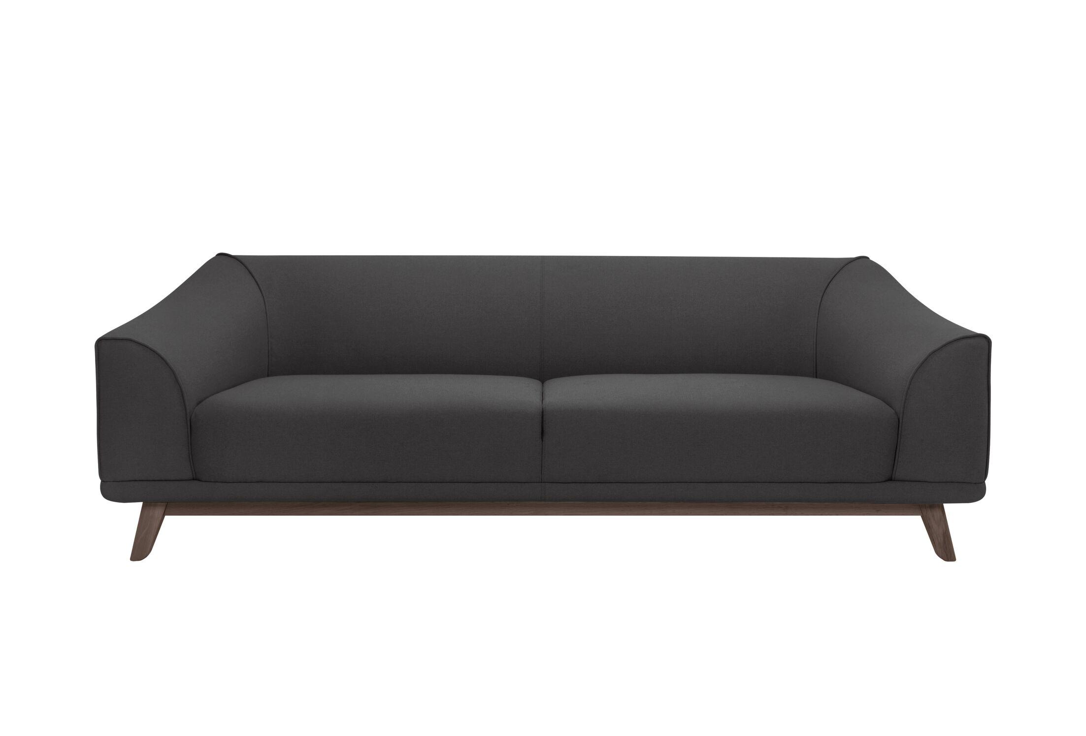 Vaughn Sofa Upholstery: Steel Gray