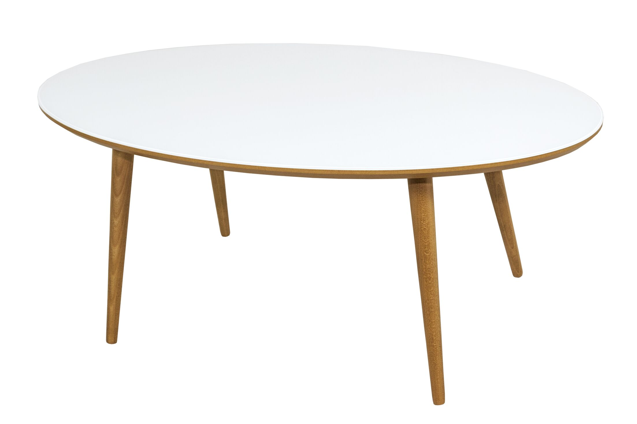 Conie Coffee Table Top Color: White