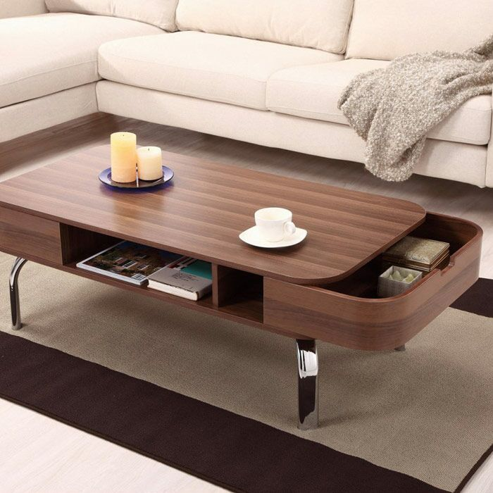Perla Coffee Table with Storage