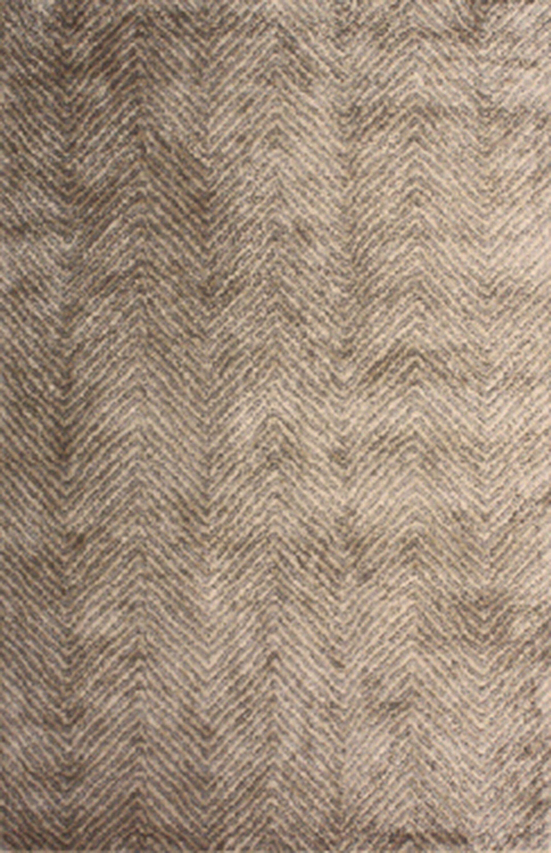 Nasir Hand-Woven Brown Area Rug Rug Size: Rectangle 12' x 15'