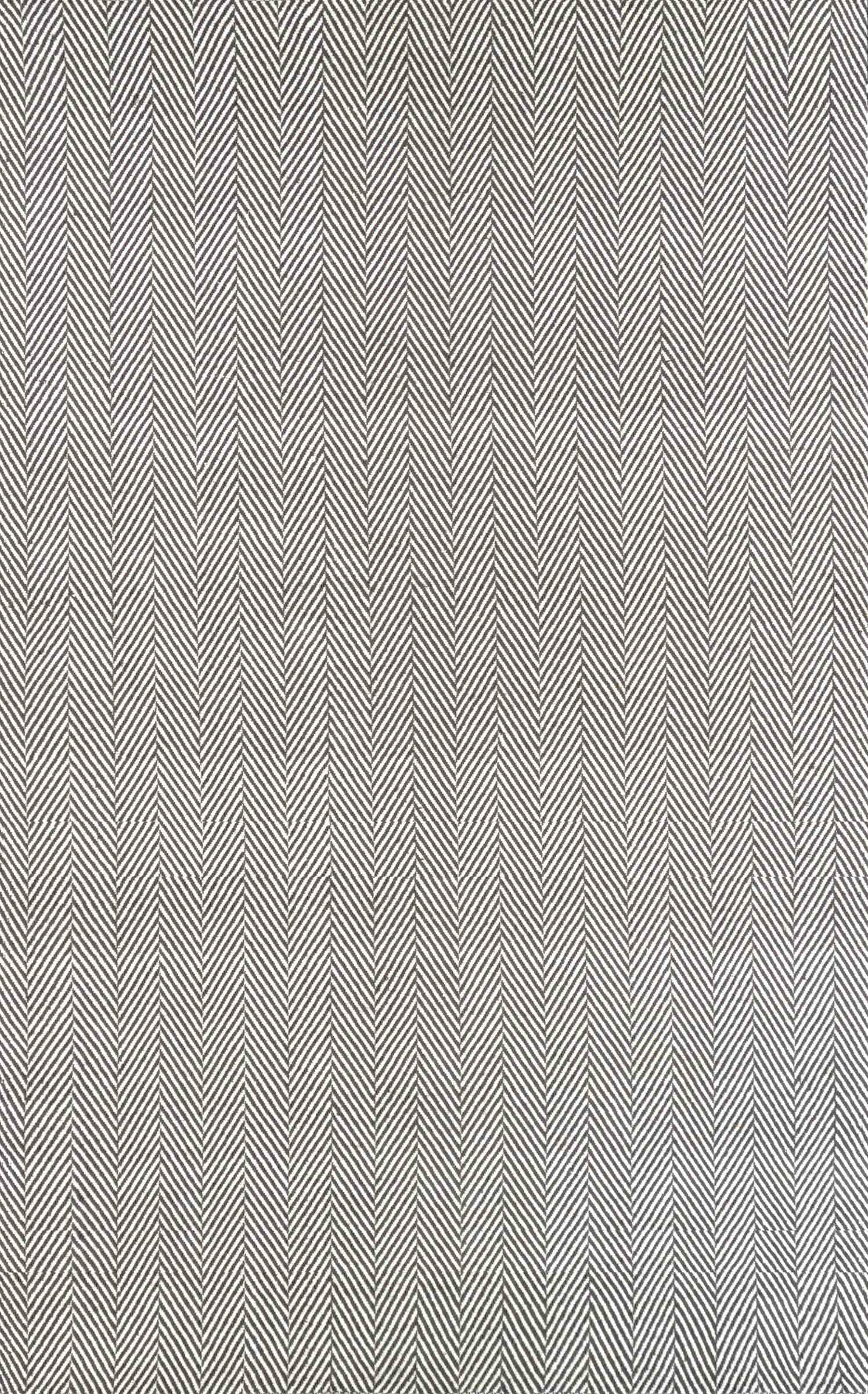 Calvert Hand-Woven Gray Area Rug Rug Size: Rectangle 5' x 8'