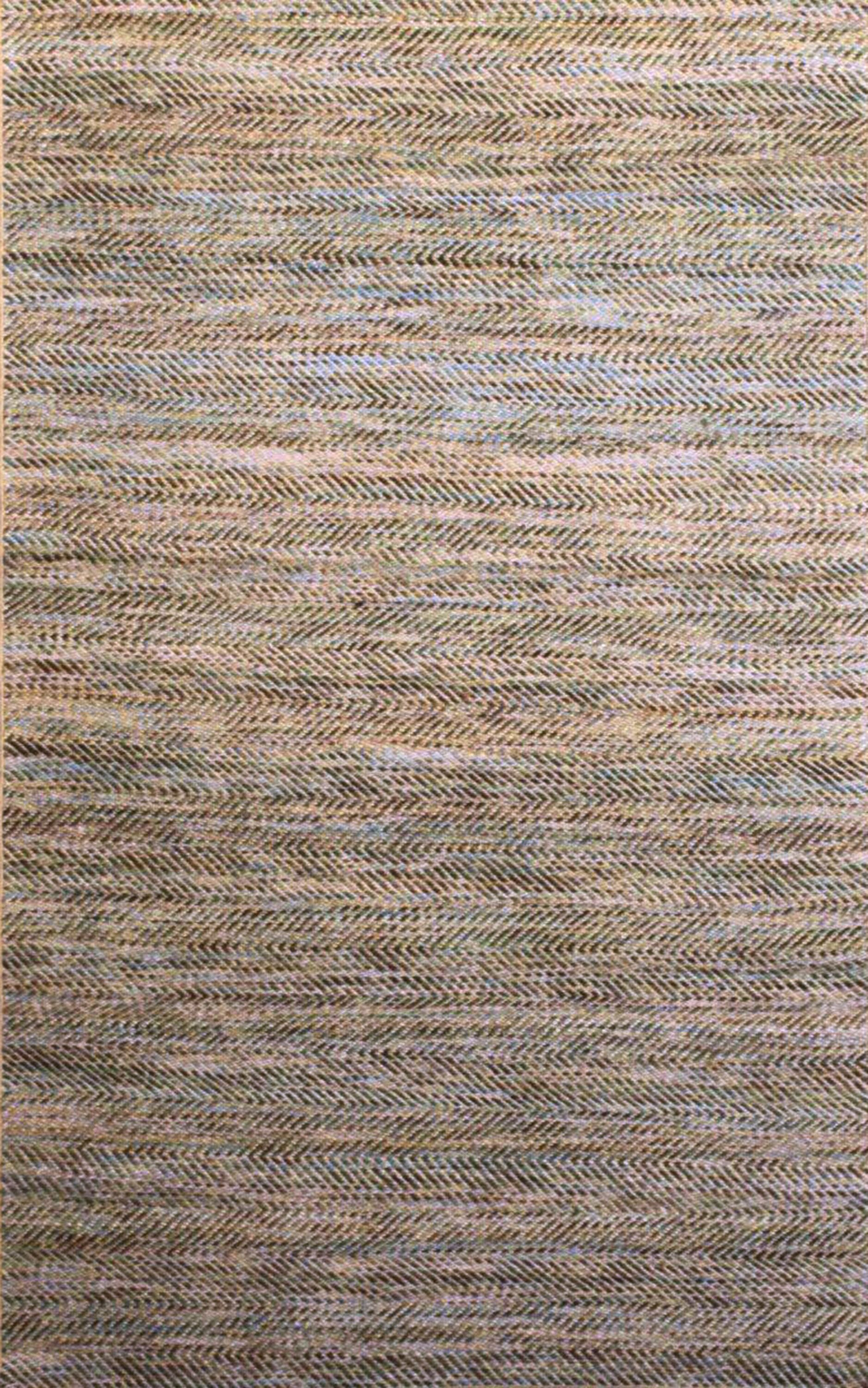 Thane Beige/Navy Rug Rug Size: Rectangle 5' x 7'6