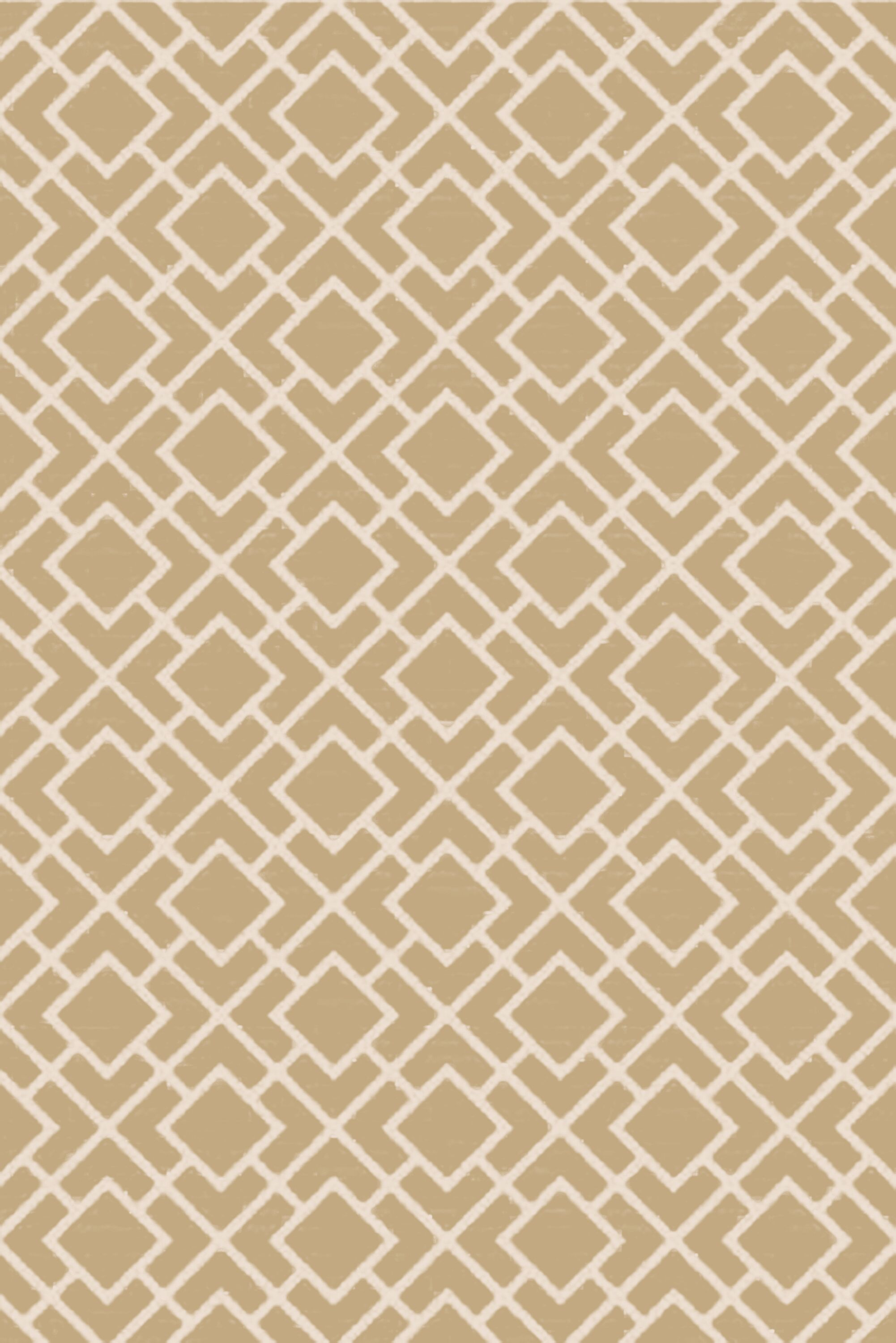 Berkeley Ivory/Beige Area Rug Rug Size: Rectangle 8' x 10'