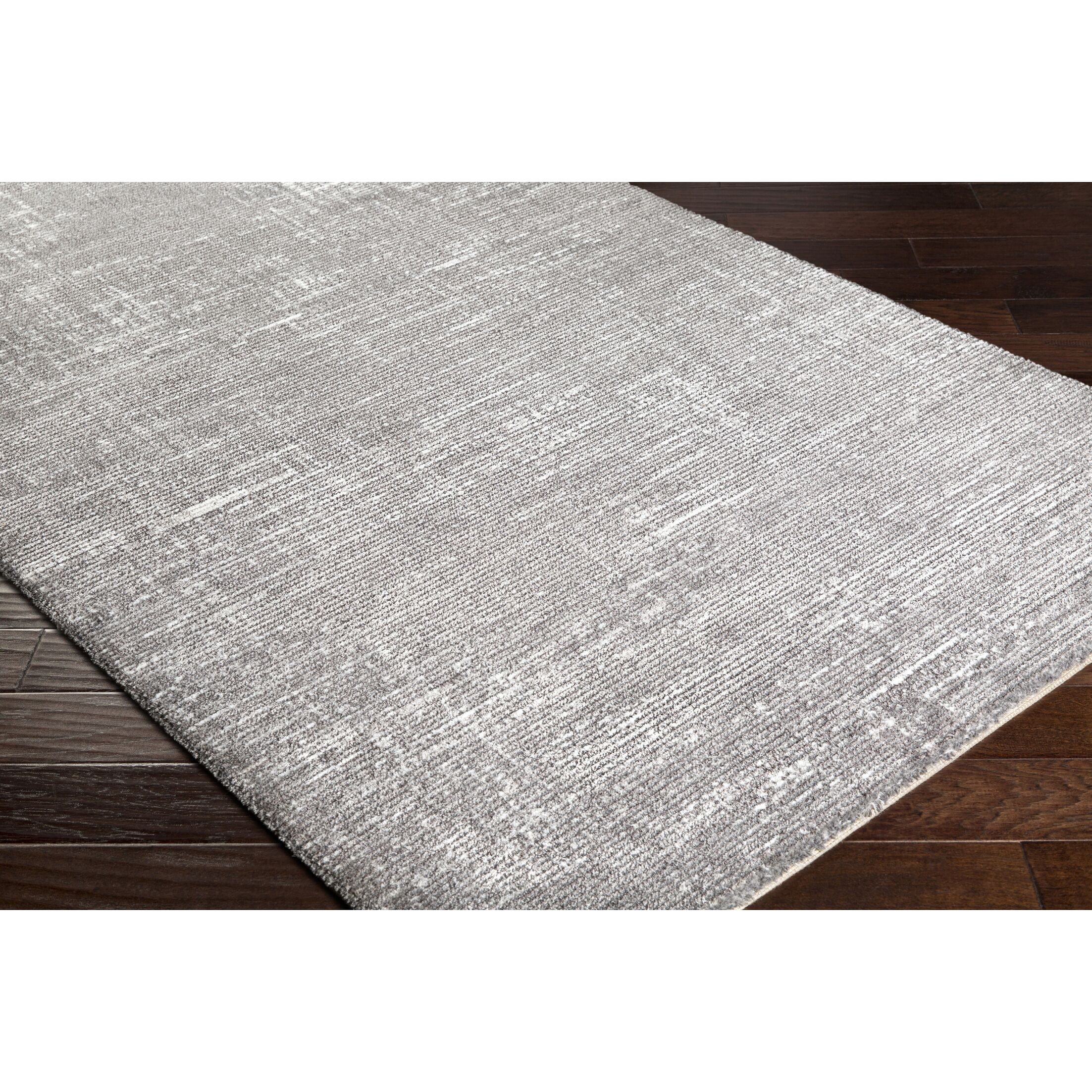 Sky Gray/Neutral Area Rug Rug Size: Rectangle 9' x 12'
