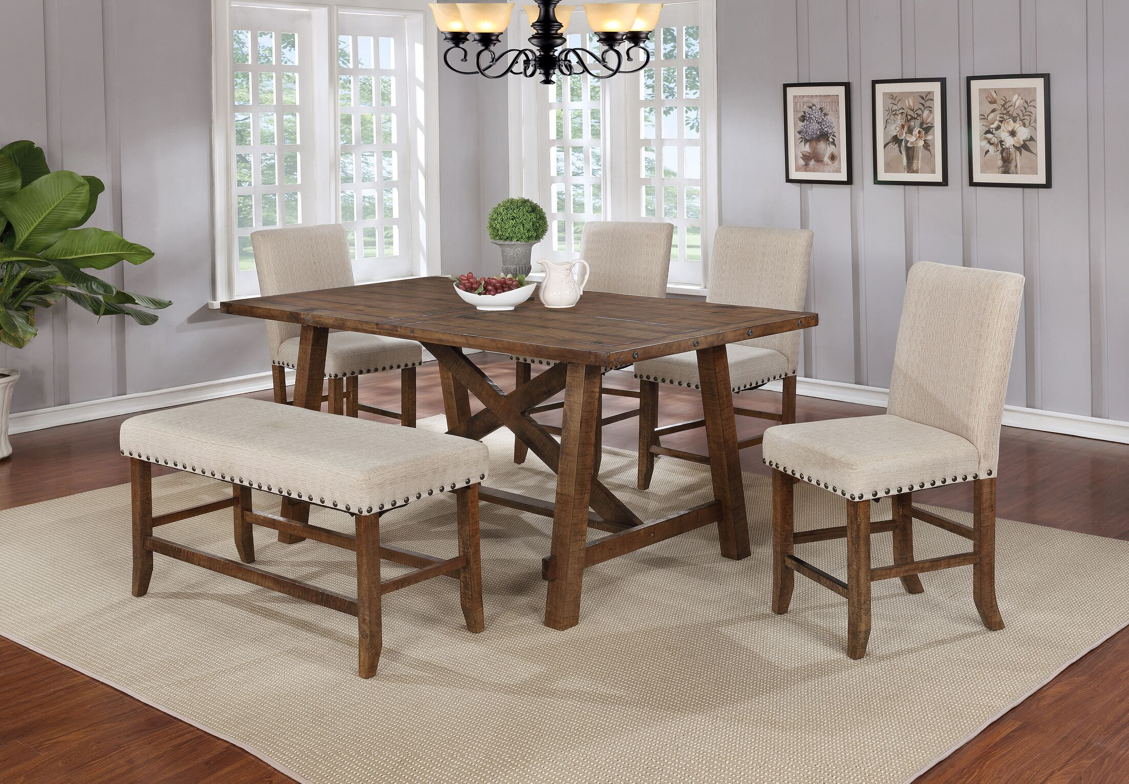 Dining Table Sets 6 Piece Dining Set