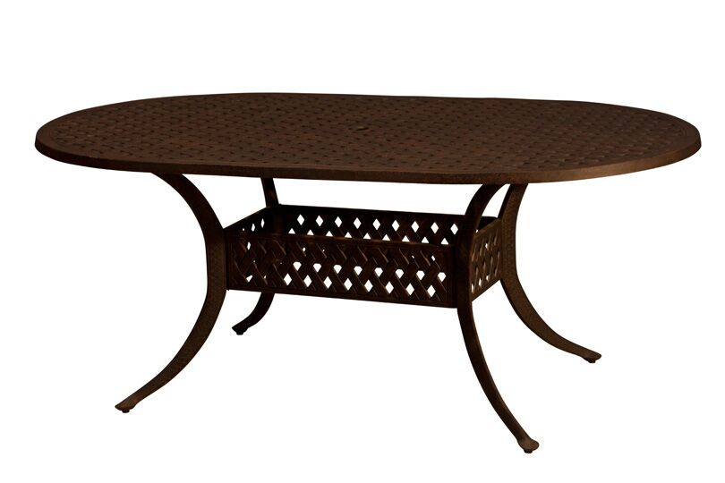 Aldrich 7 Piece Dining Set Table Size: 29