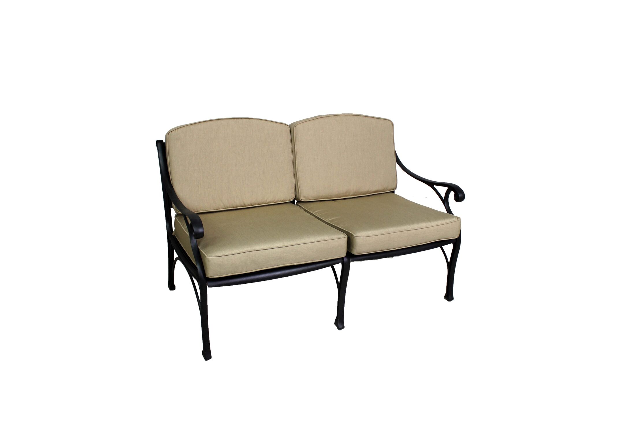 La Jolla Deep Seating Loveseat with Cushion