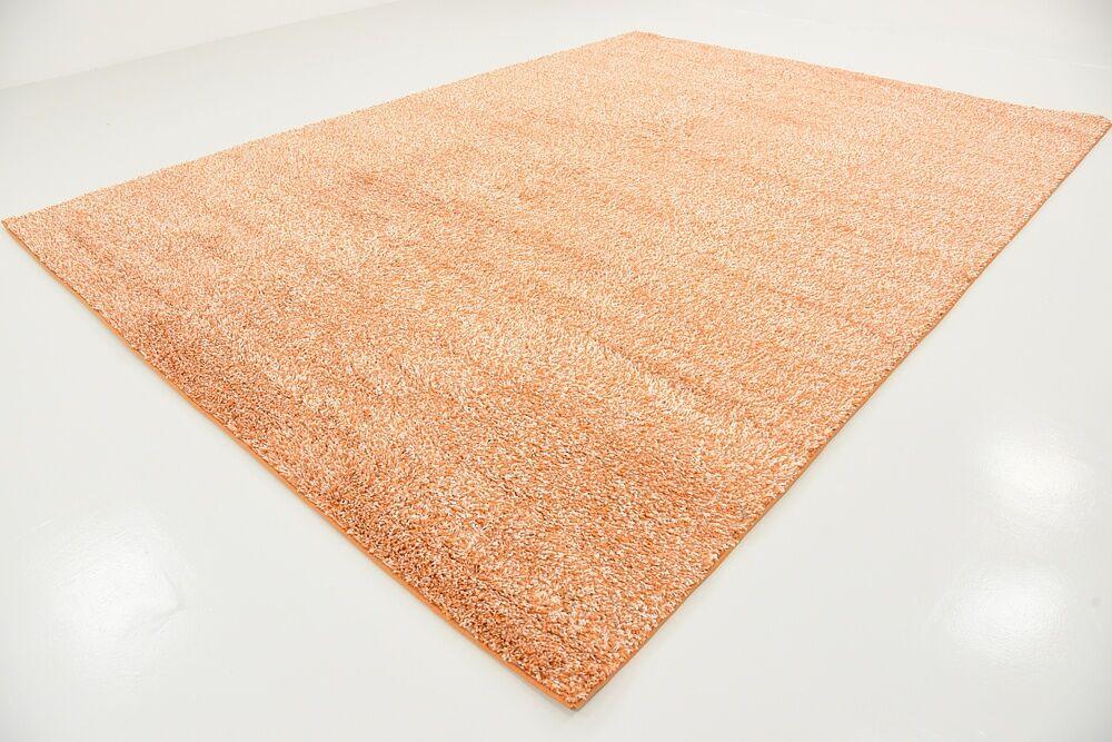 Sellman Peach Area Rug Rug Size: Rectangle 6'7