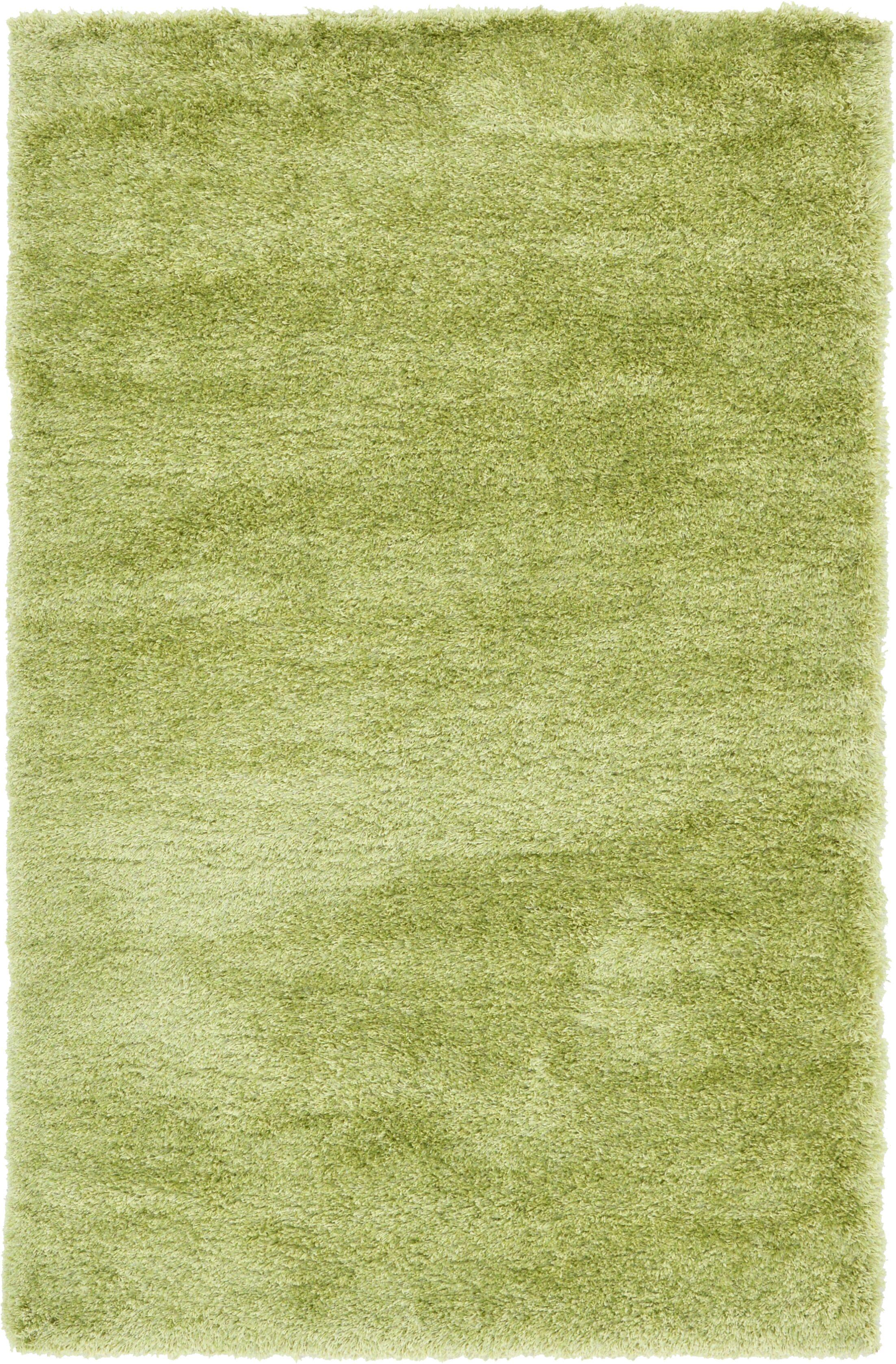 Evelyn Cedar Green Area Rug Rug Size: Rectangle 5' x 8'