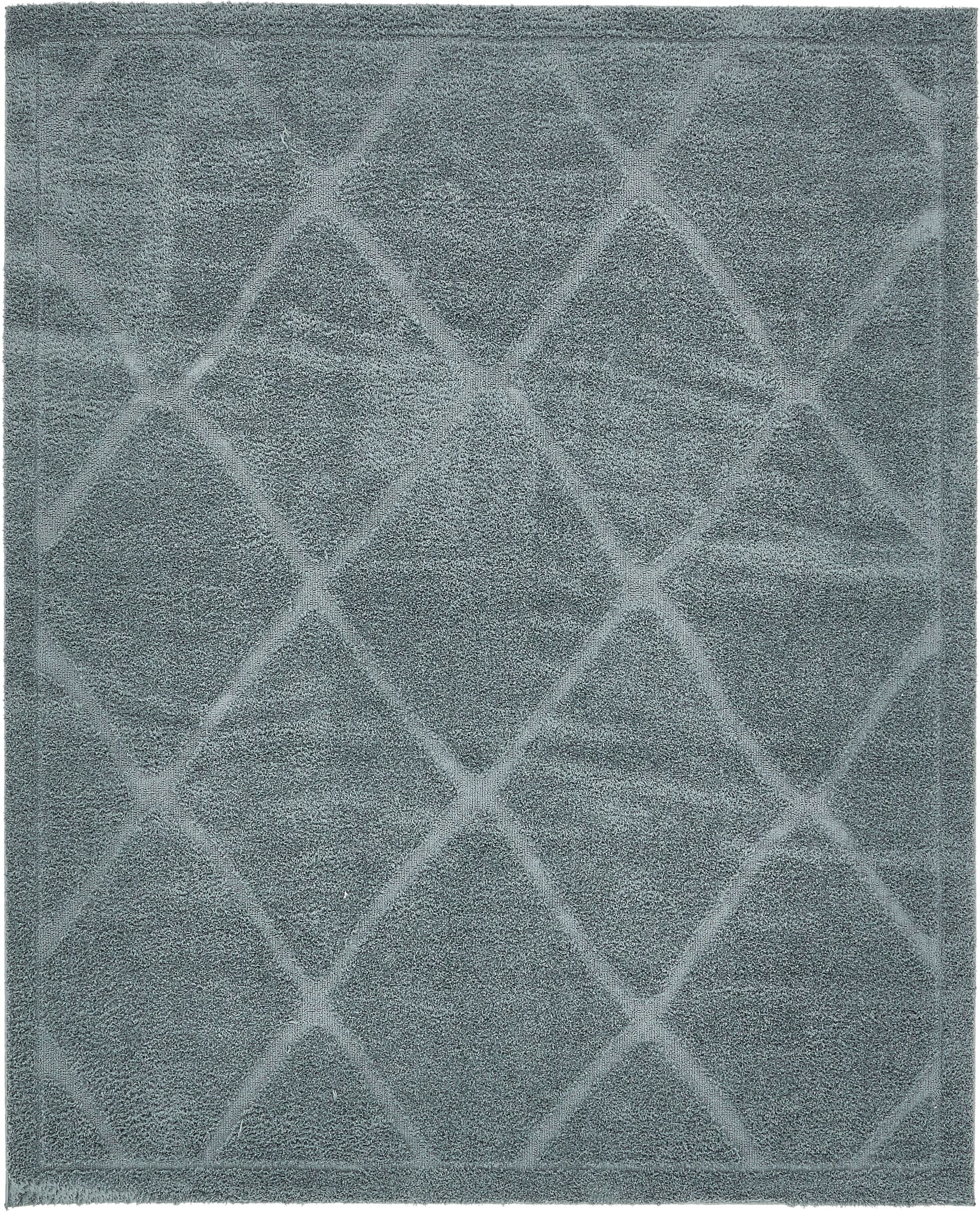 Chester Light Blue Area Rug Rug Size: Rectangle 8' x 10'