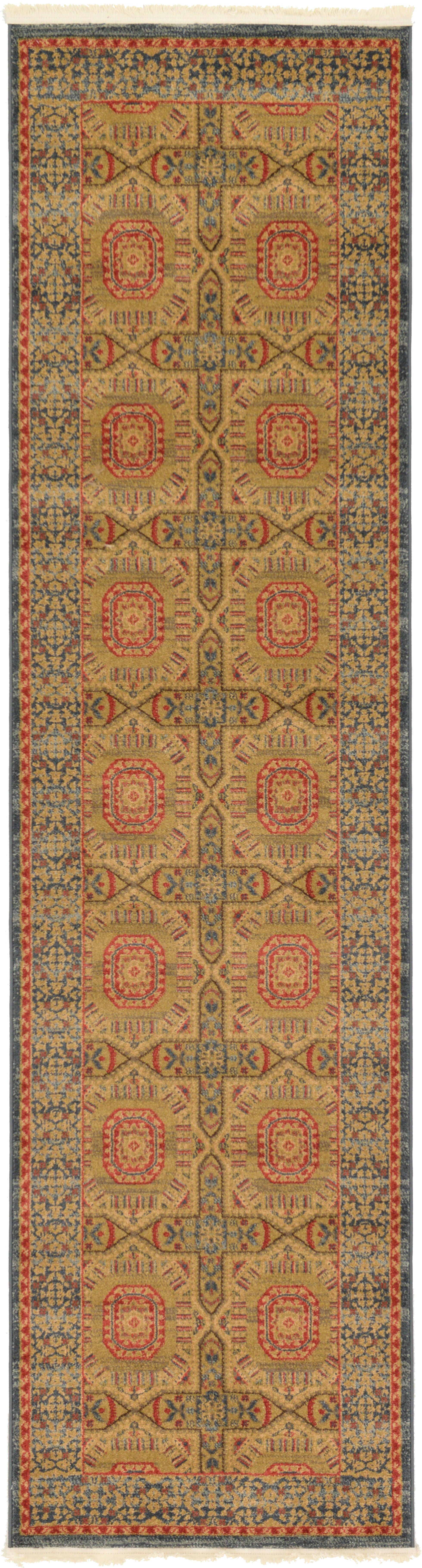Laurelwood Area Rug Rug Size: Runner 2'7