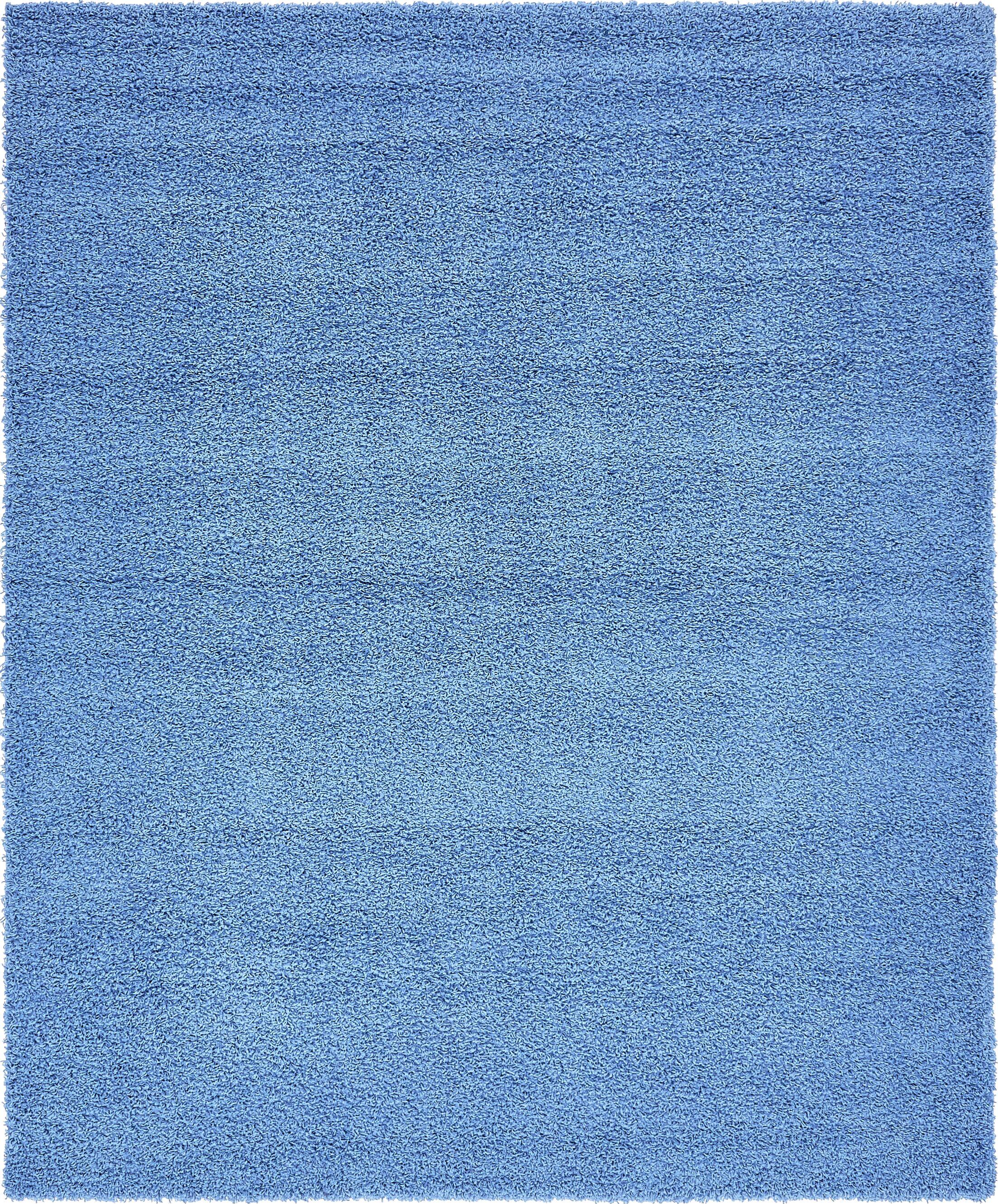 Madison Periwinkle Blue Area Rug Rug Size: Rectangle 8' x 10'