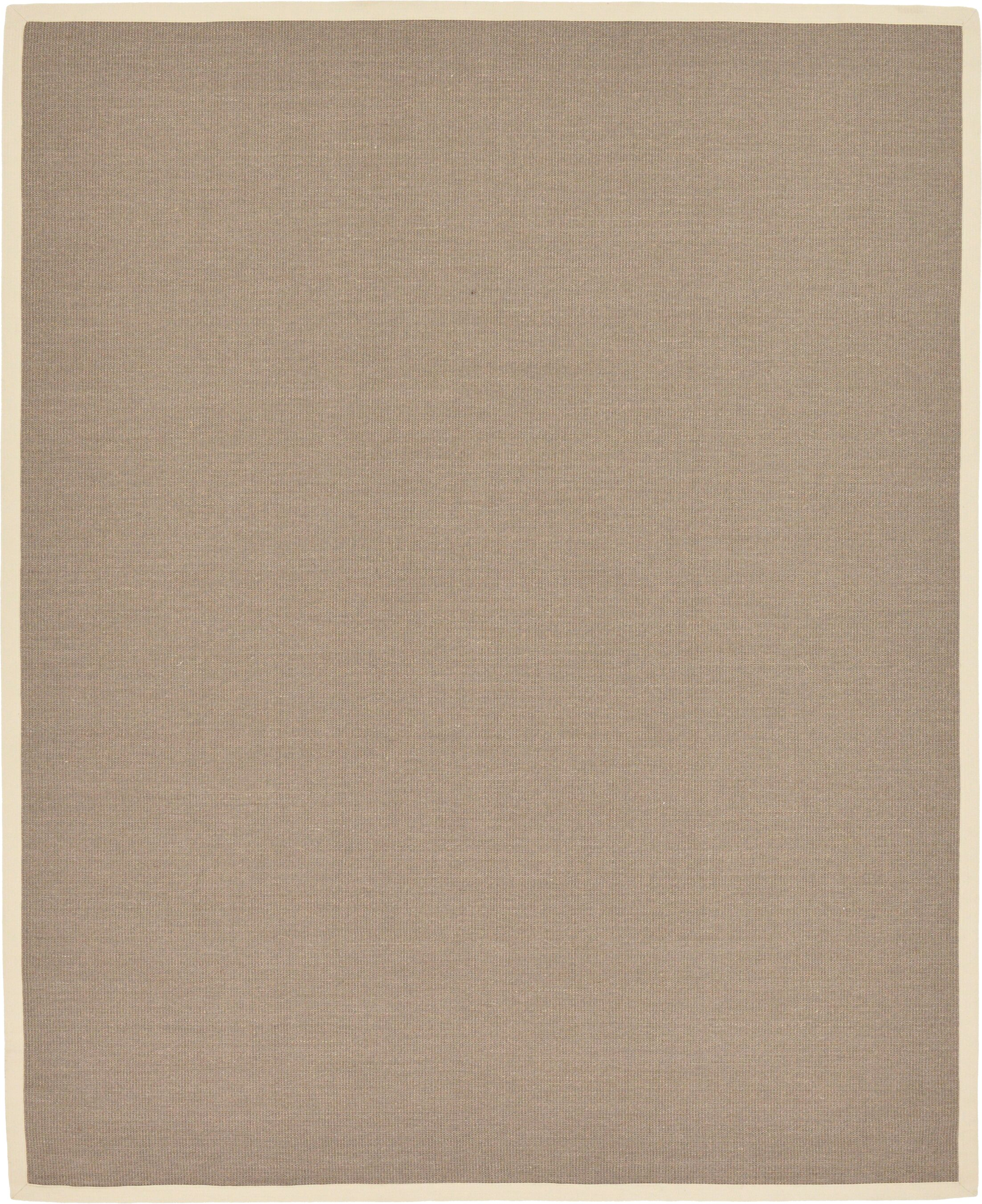 Westminster Taupe Outdoor Area Rug Rug Size: Rectangle 8' x 10'
