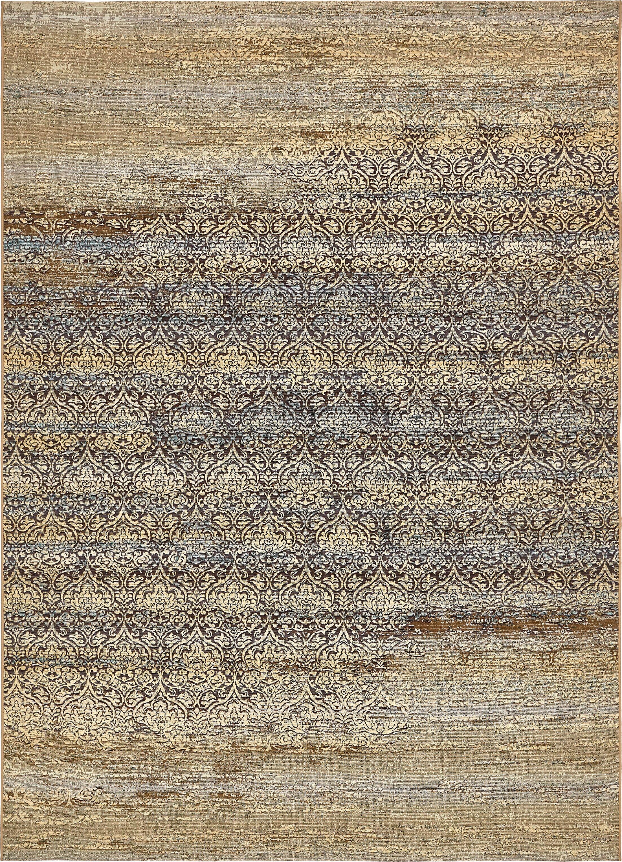 Jamie Beige Abstract Indoor/Outdoor Area Rug Rug Size: Rectangle 8' x 11'4