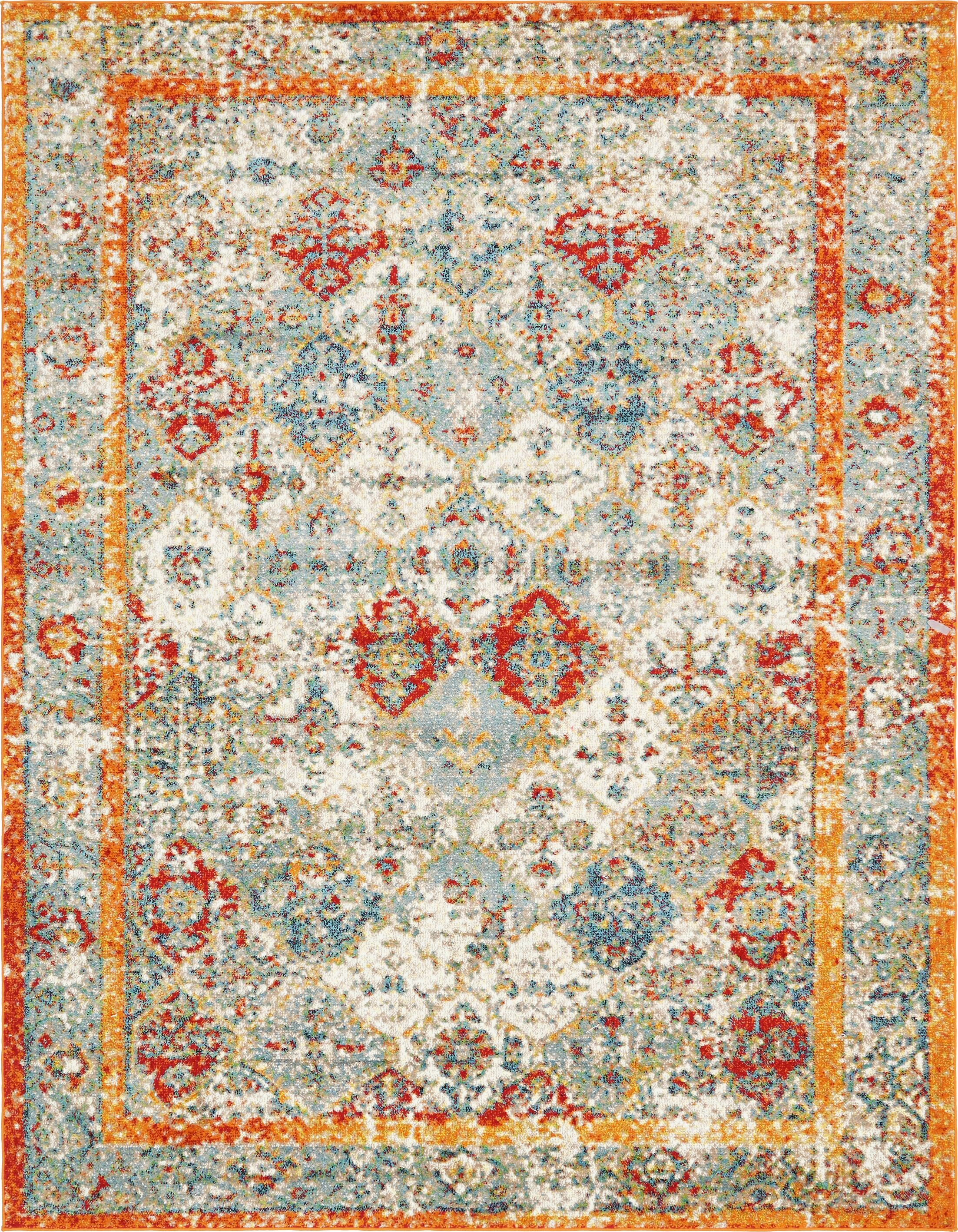 Hartell Stain Resistant Beige Area Rug Rug Size: Rectangle 8' x 10'