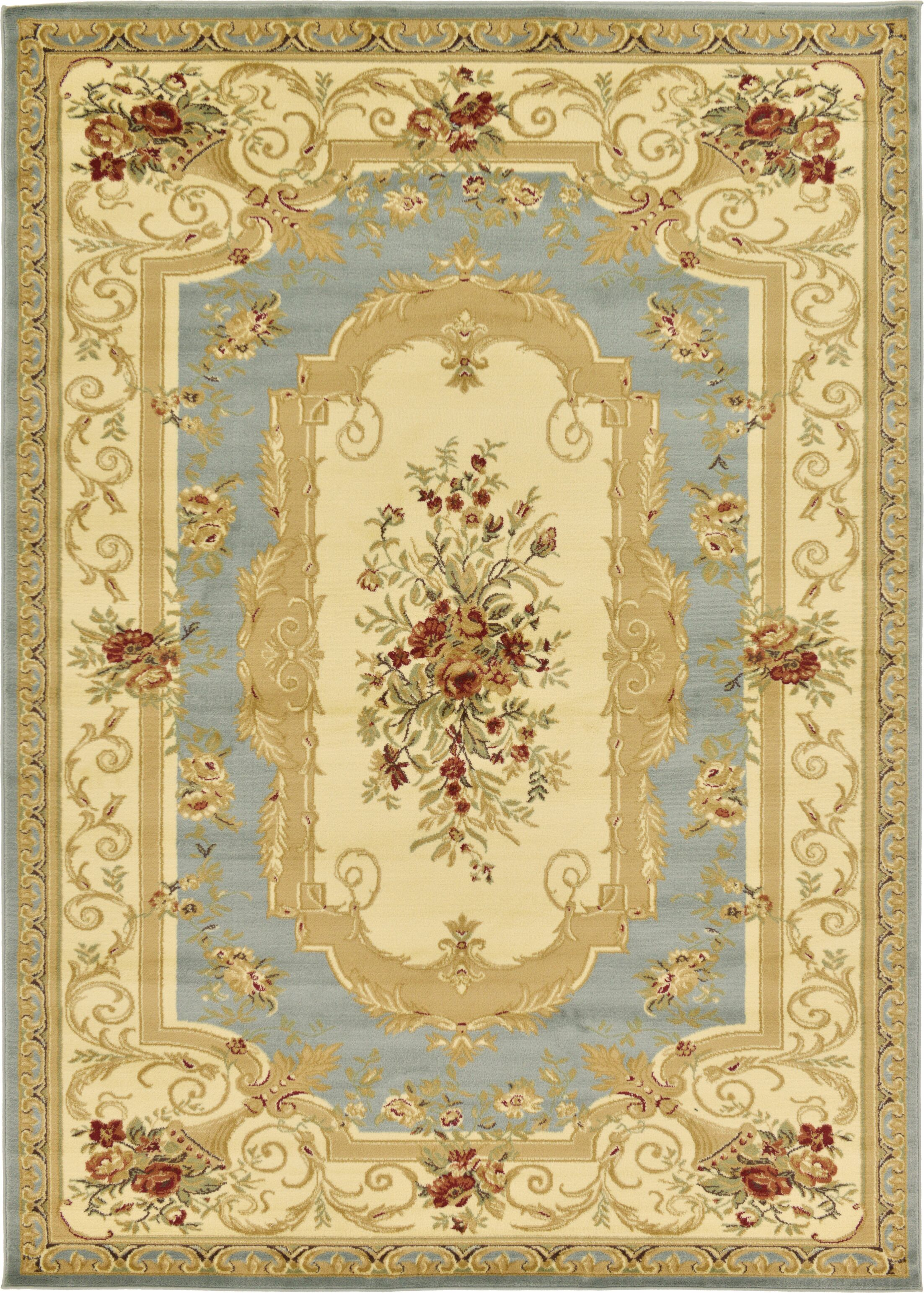 Patton Area Rug Rug Size: Rectangle 7' x 10'