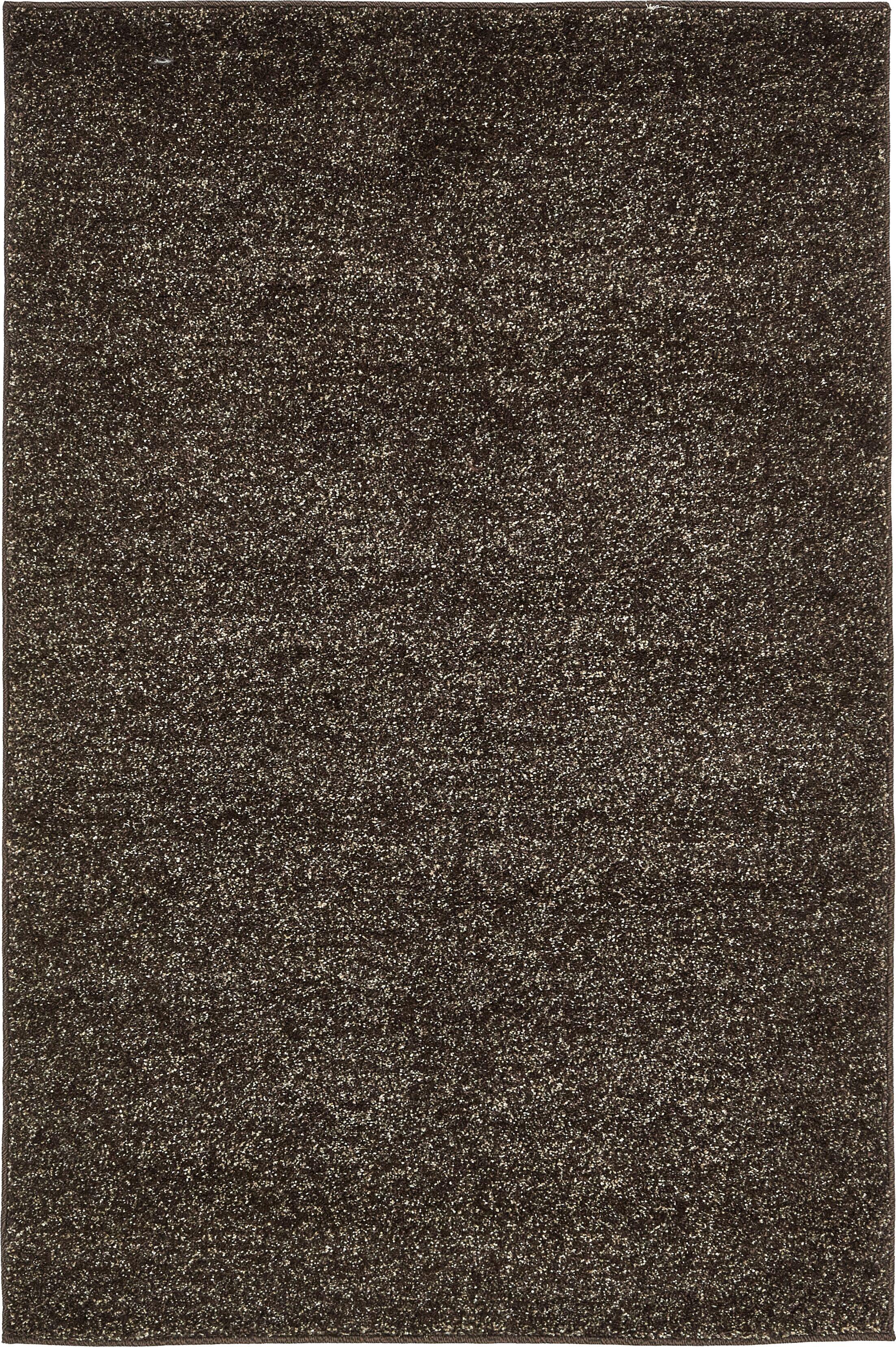 St Philips Marsh Brown Area Rug Rug Size: Rectangle 4' x 6'