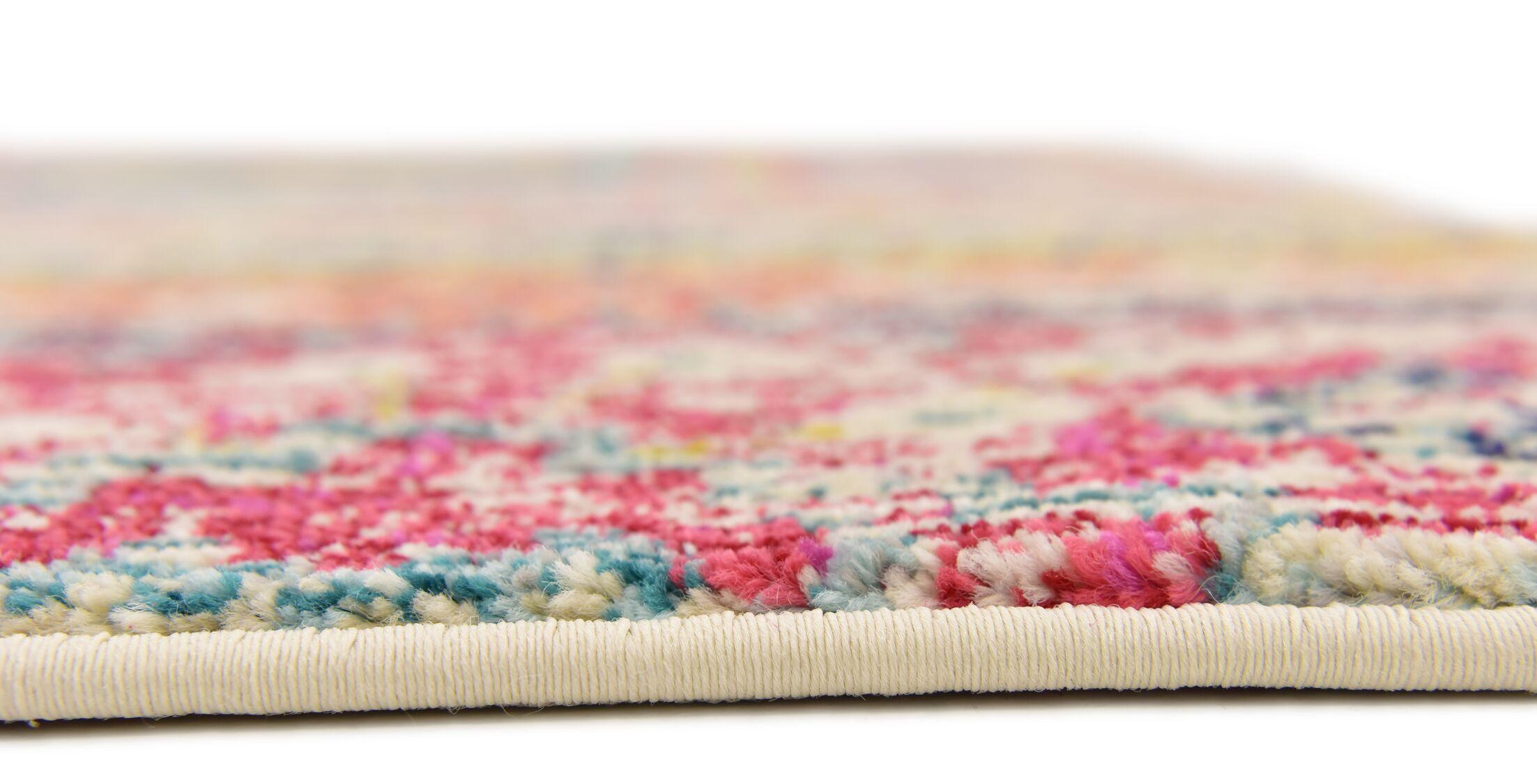 Piland Multicolor Area Rug Rug Size: Rectangle 5' x 8'