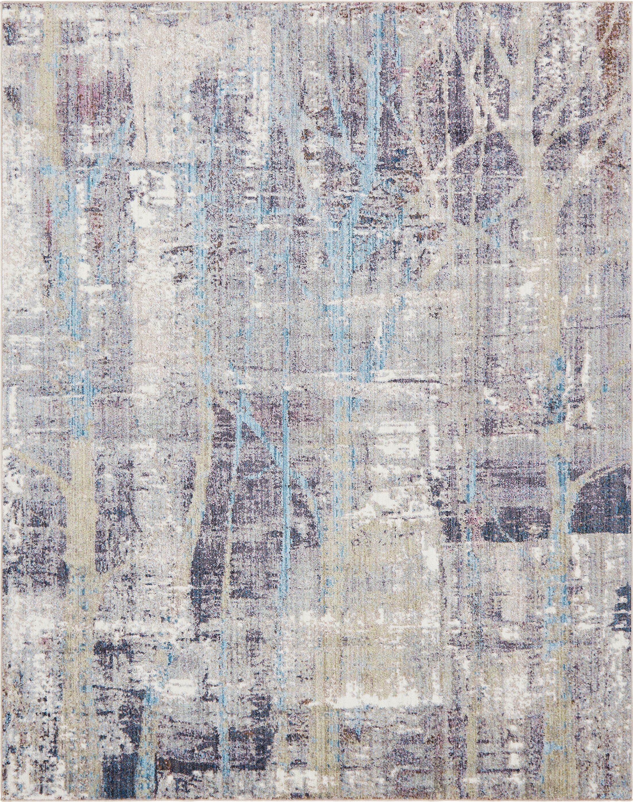Downtown Gramercy Area Rug Rug Size: Rectangle 8' x 10'