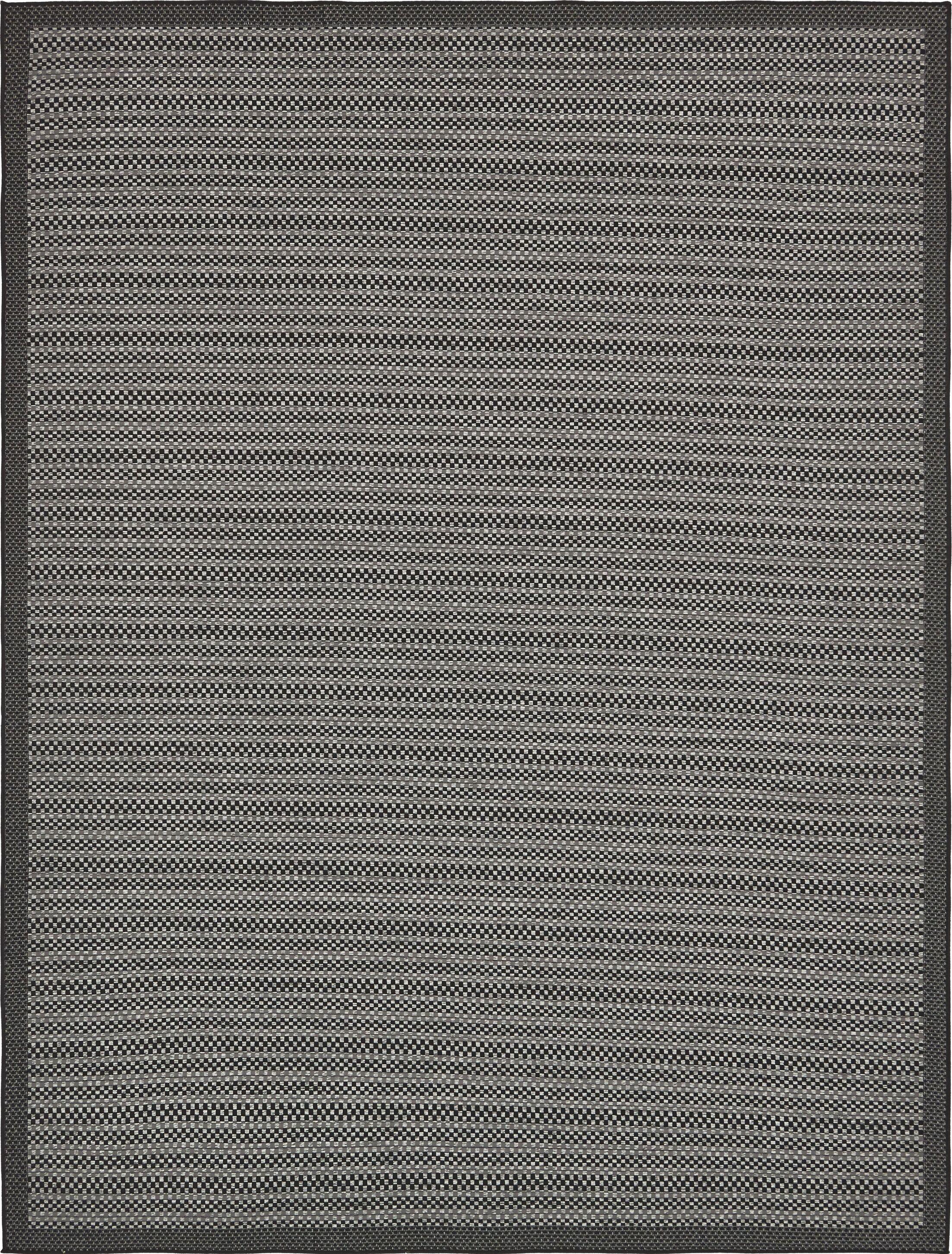 Dakota Gray Area Rug Rug Size: Rectangle 9' x 12'