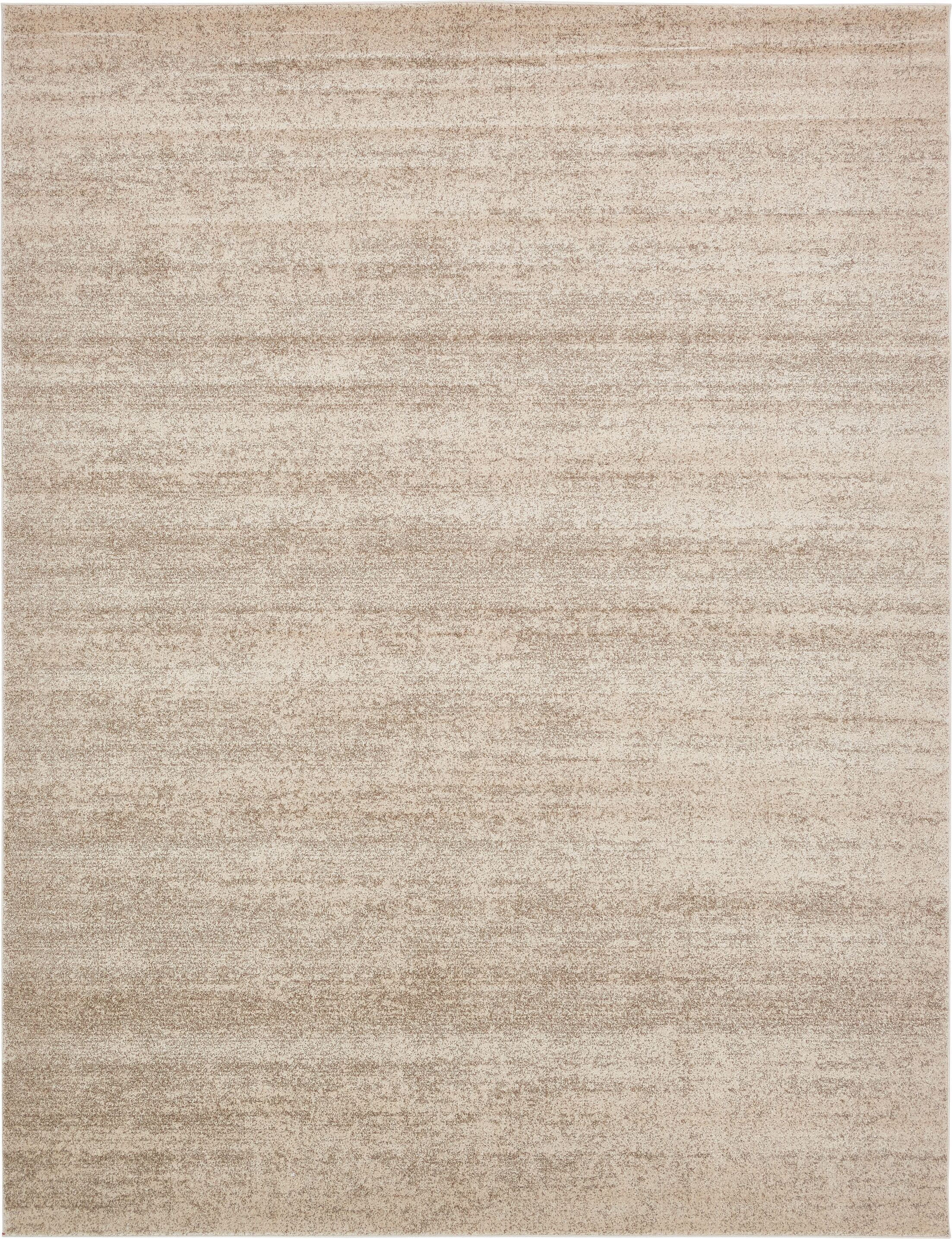 Elaina Brown/Beige Area Rug Rug Size: Rectangle 10' x 13'