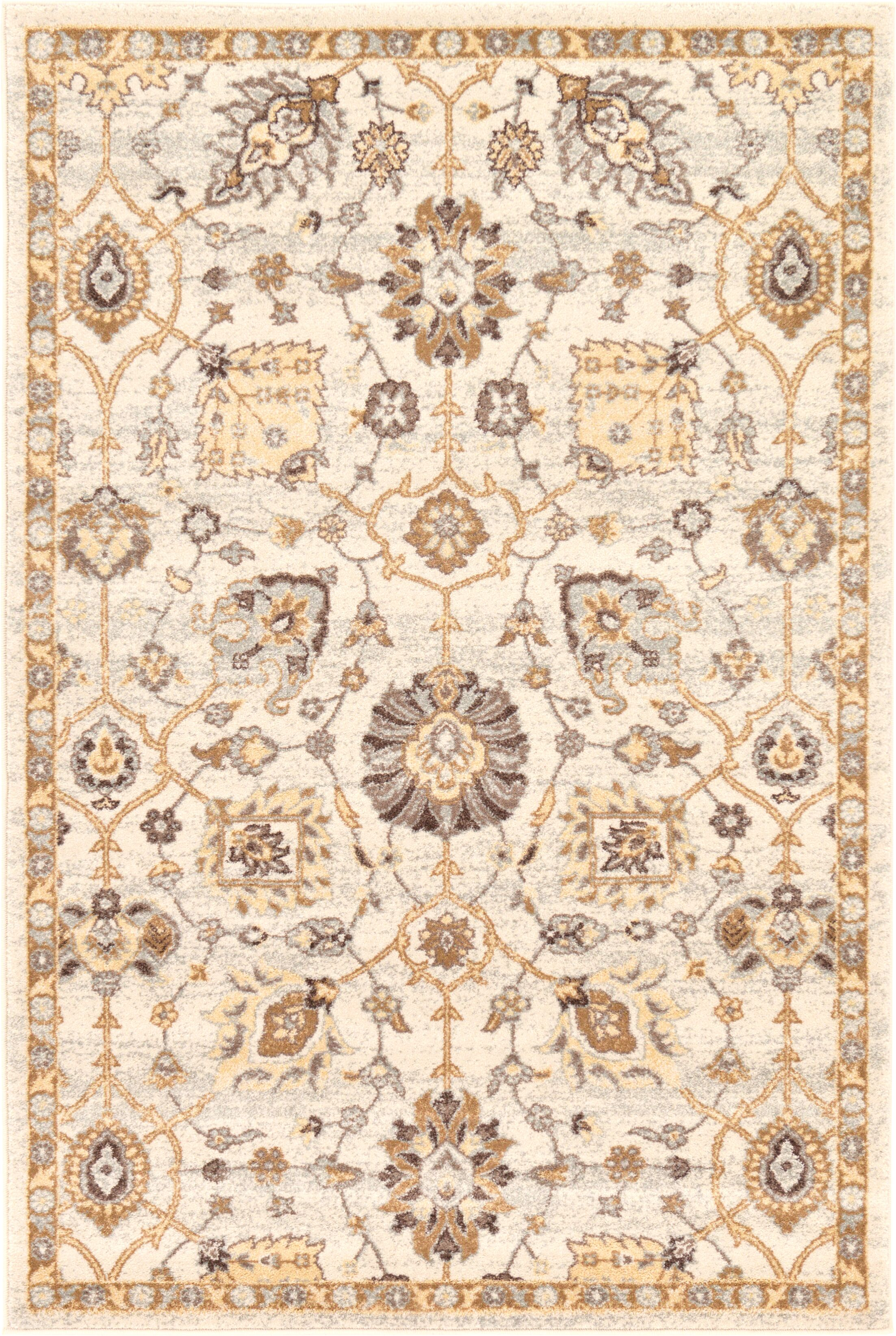 Fulmore Area Rug Rug Size: Rectangle 4' x 6'