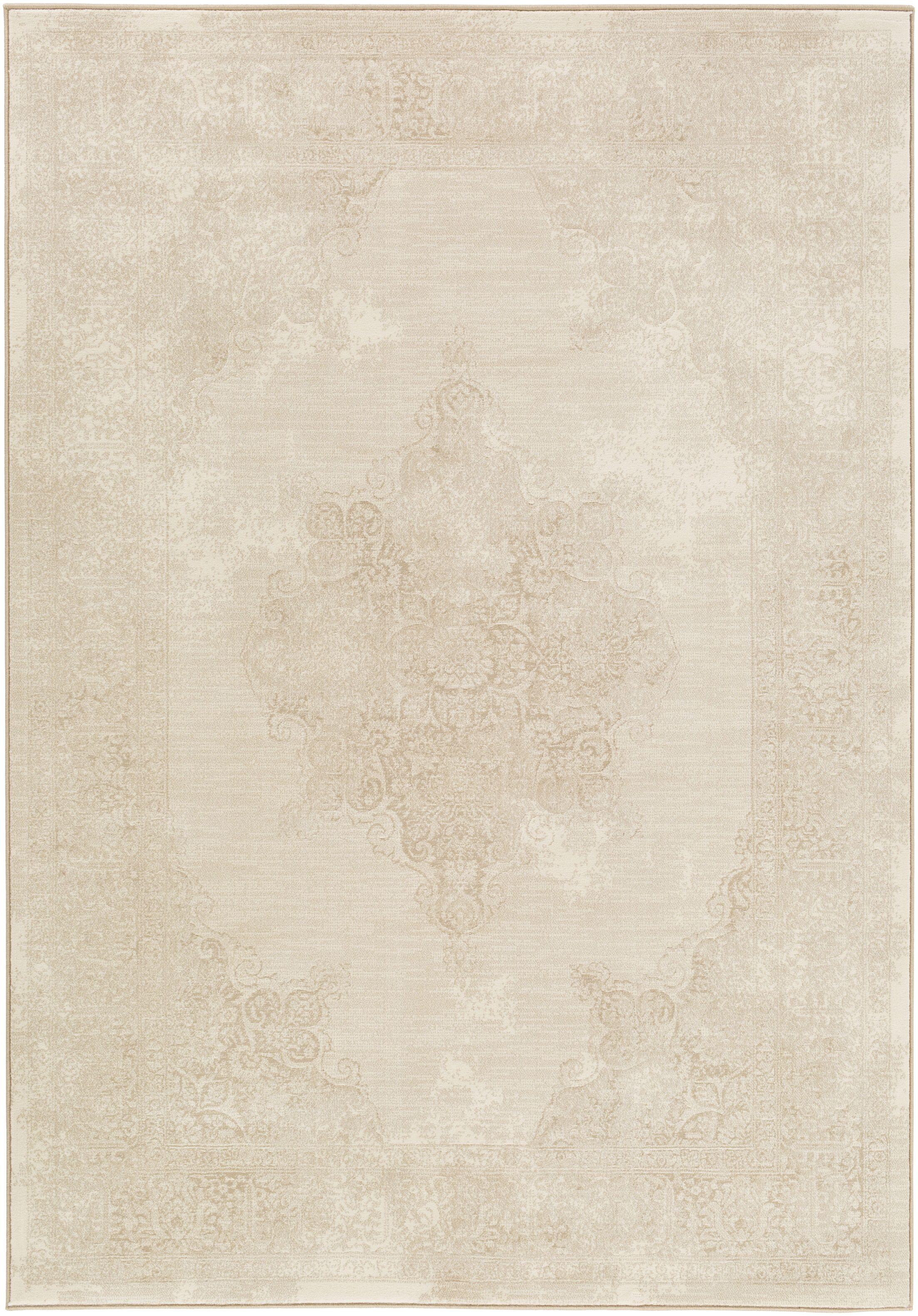 Jayson Brown/Neutral Area Rug Rug Size: Rectangle 7'10