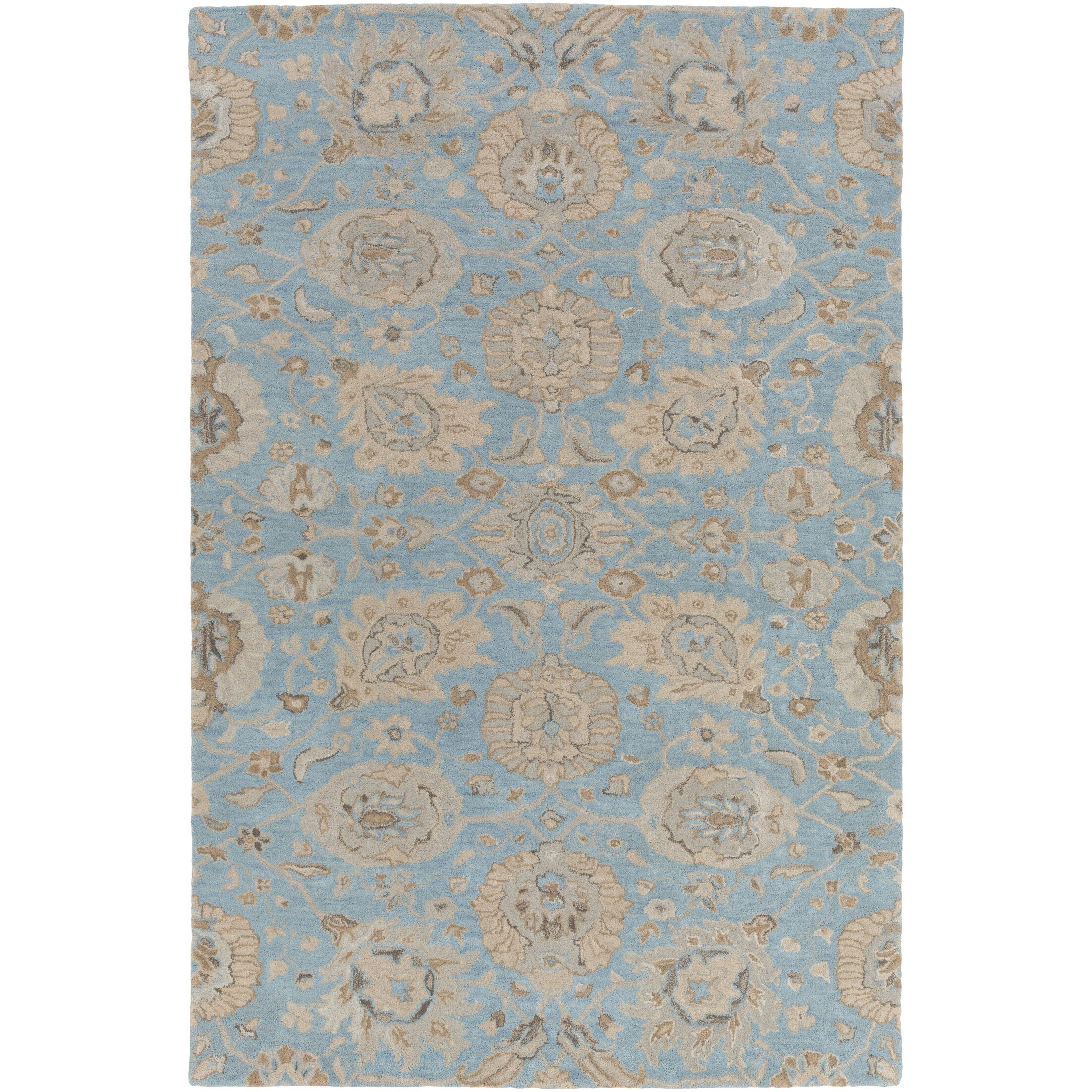 Ivan Hand-Tufted Area Rug Rug Size: Rectangle 9' x 13'