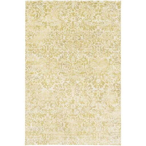 Florac Lime Green Area Rug Rug Size: Rectangle 7'8