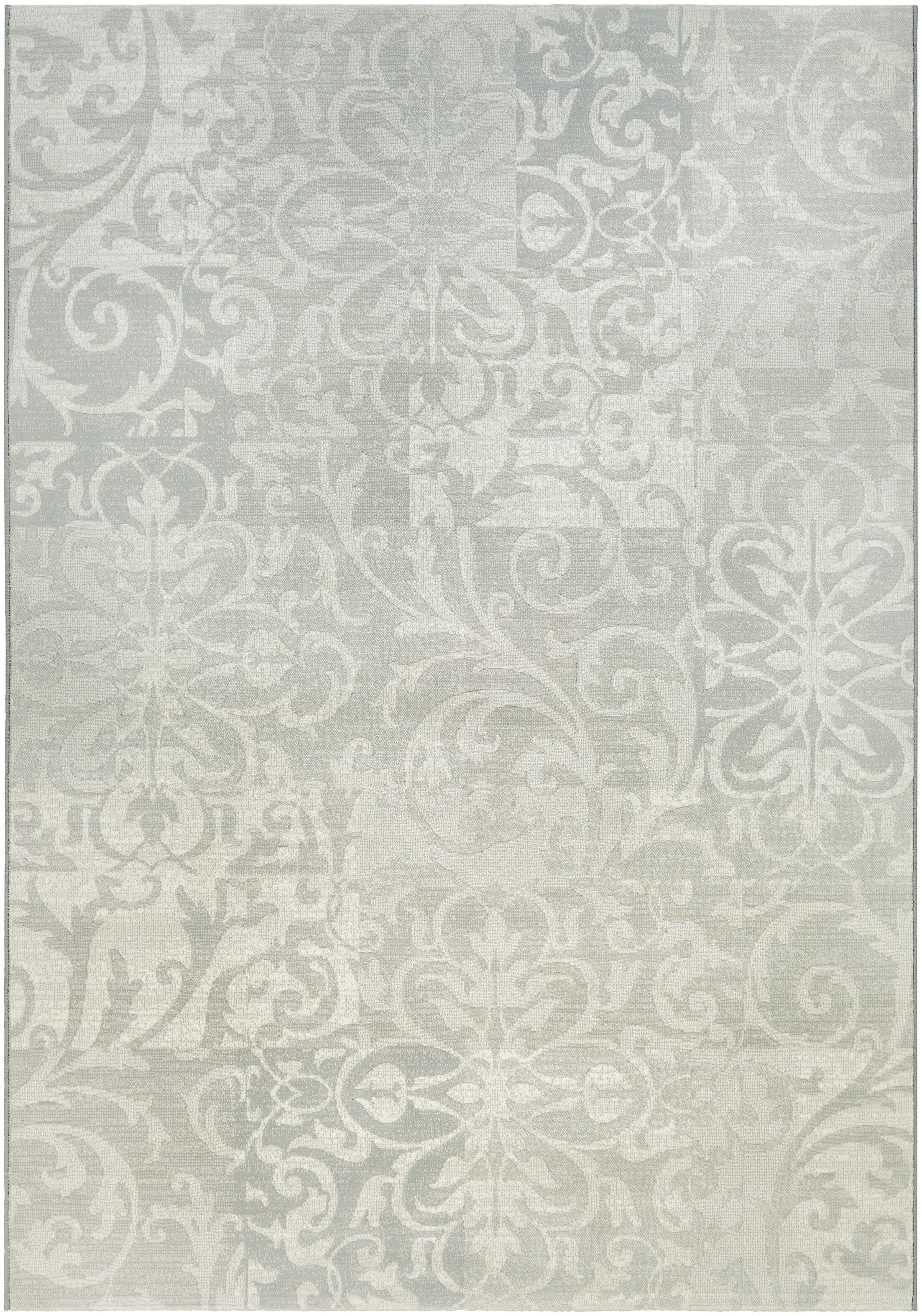 Elise Pearl Area Rug Rug Size: Rectangle 3'11
