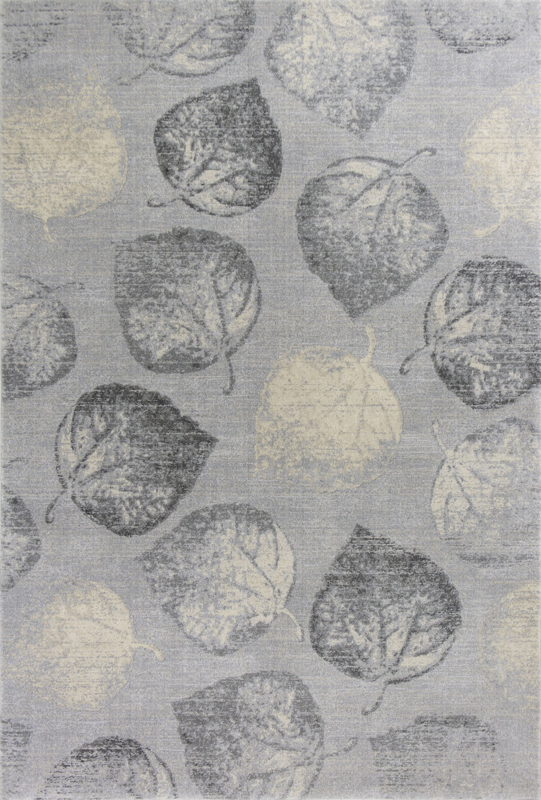 Pattison Serenity Gray Area Rug Rug Size: Rectangle 8'9