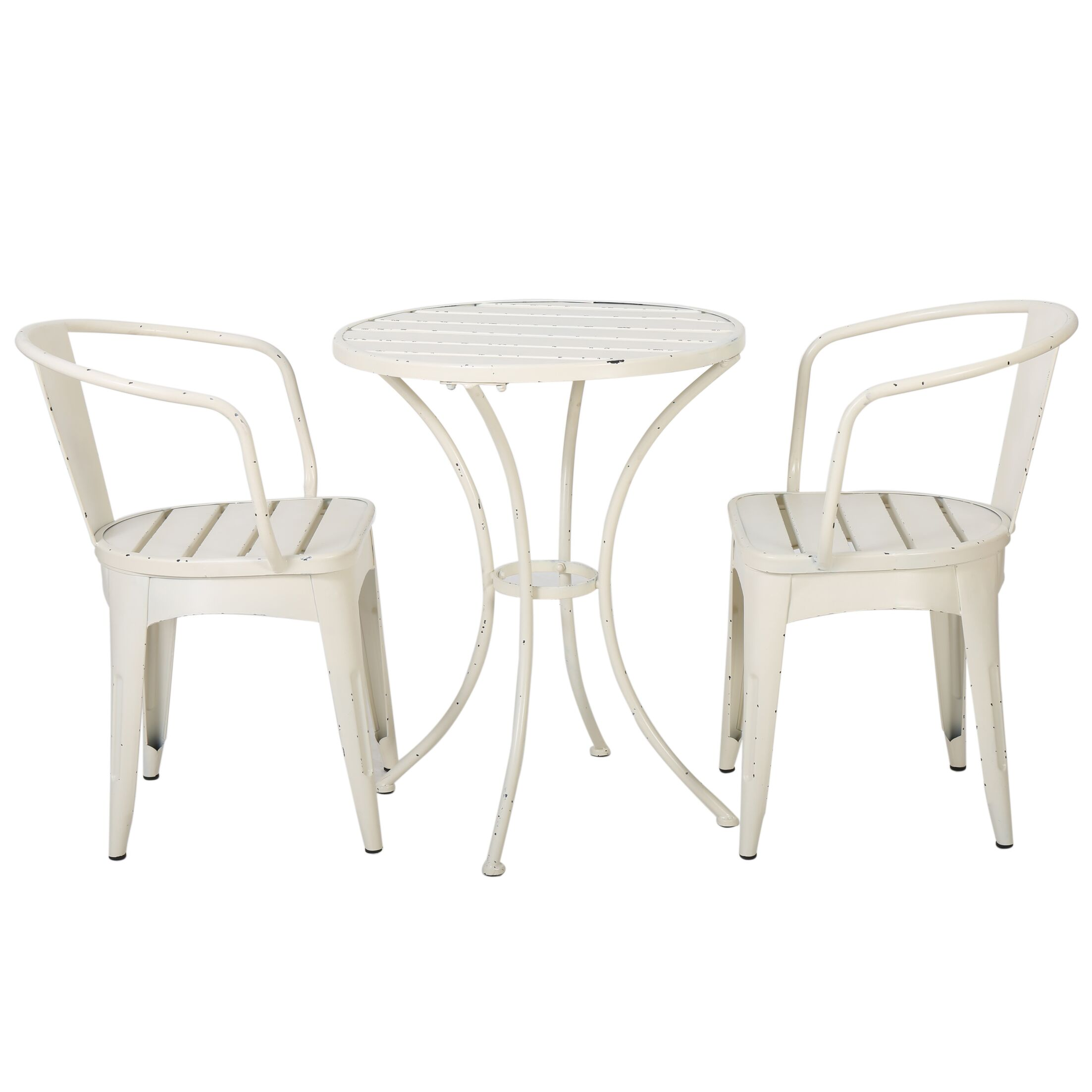 Forrester Indoor 3 Piece Dining Set