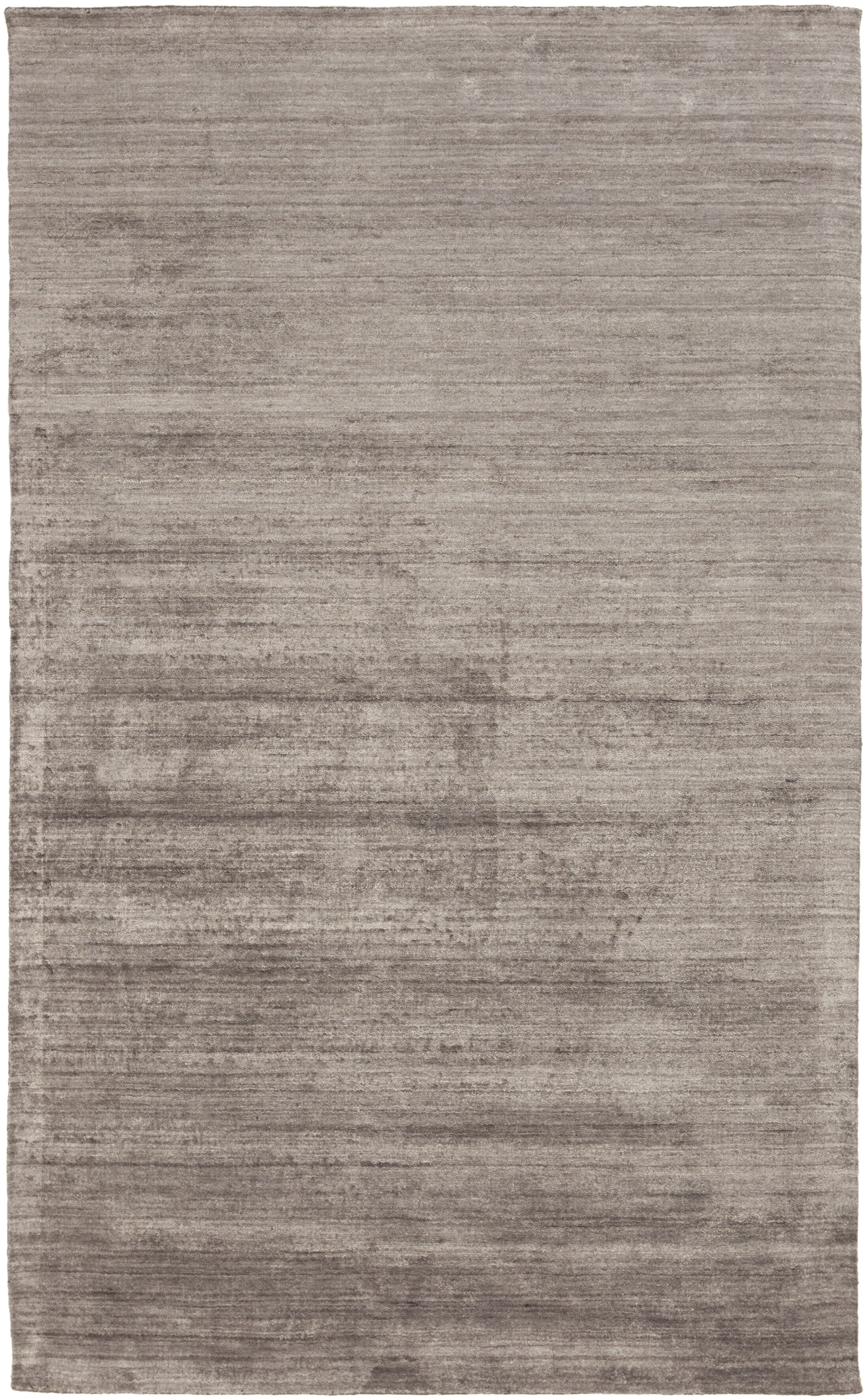 Oxendine Gray Area Rug Rug Size: Rectangle 4' x 6'