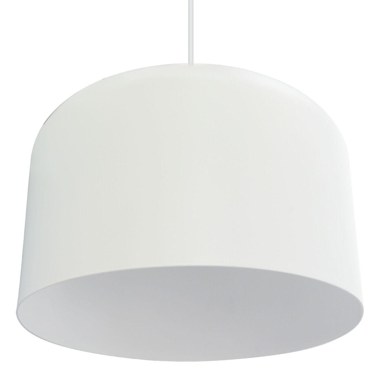 Genoa 1-Light  LED Dome Pendant