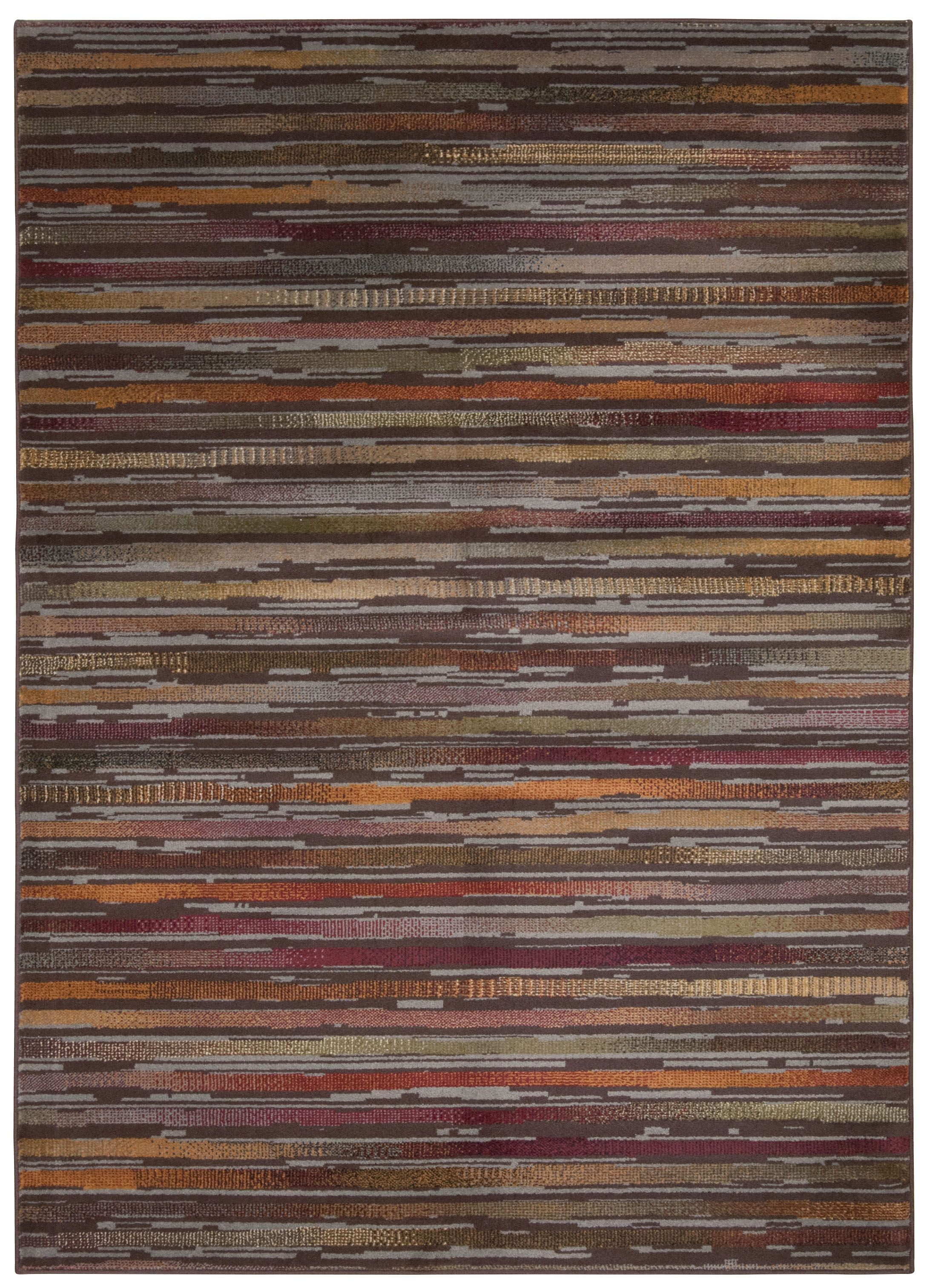 Fitch Multicolor Area Rug Rug Size: Rectangle 5'3