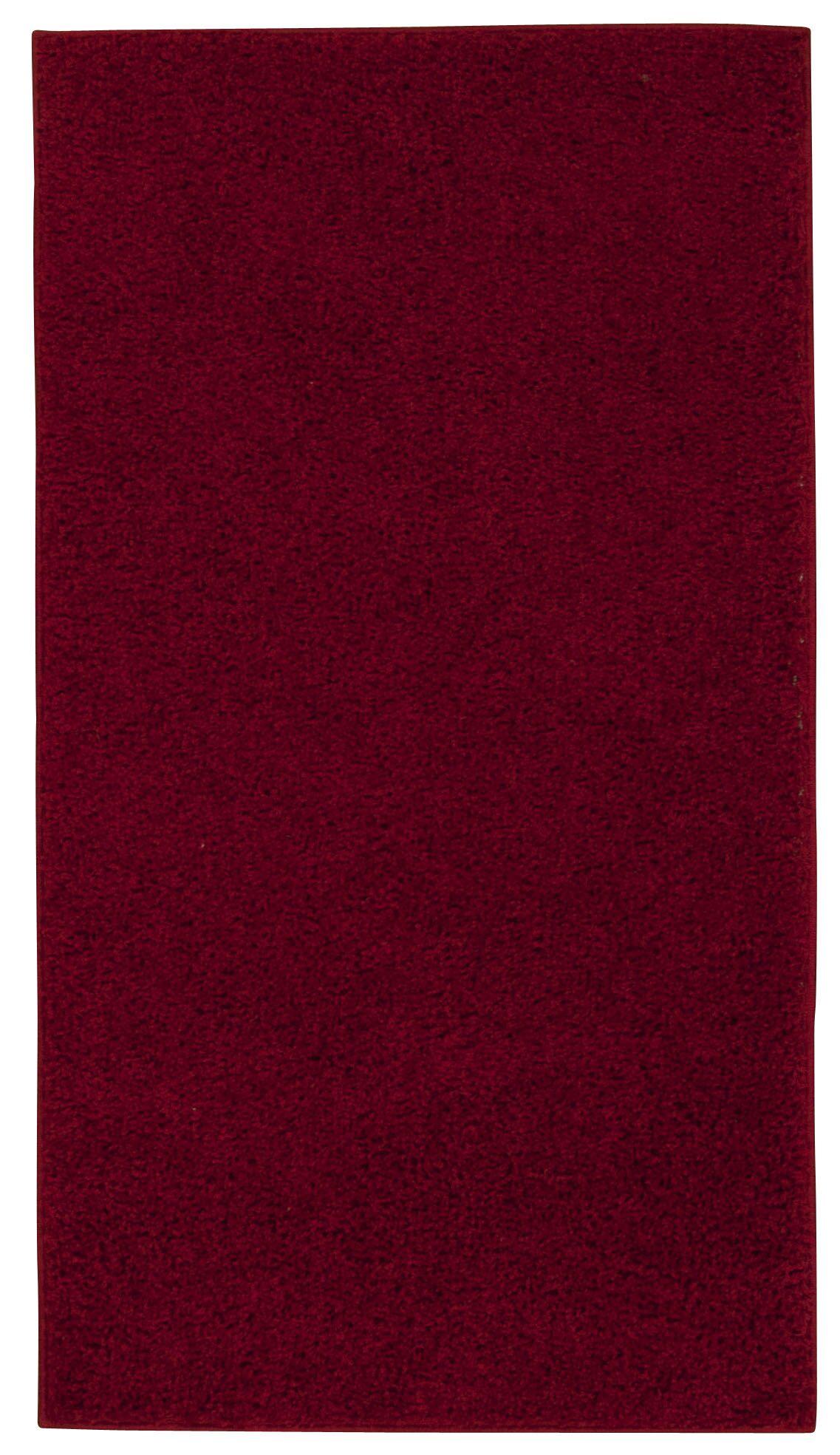 Ribeiro Red Rug Rug Size: Rectangle 8'2