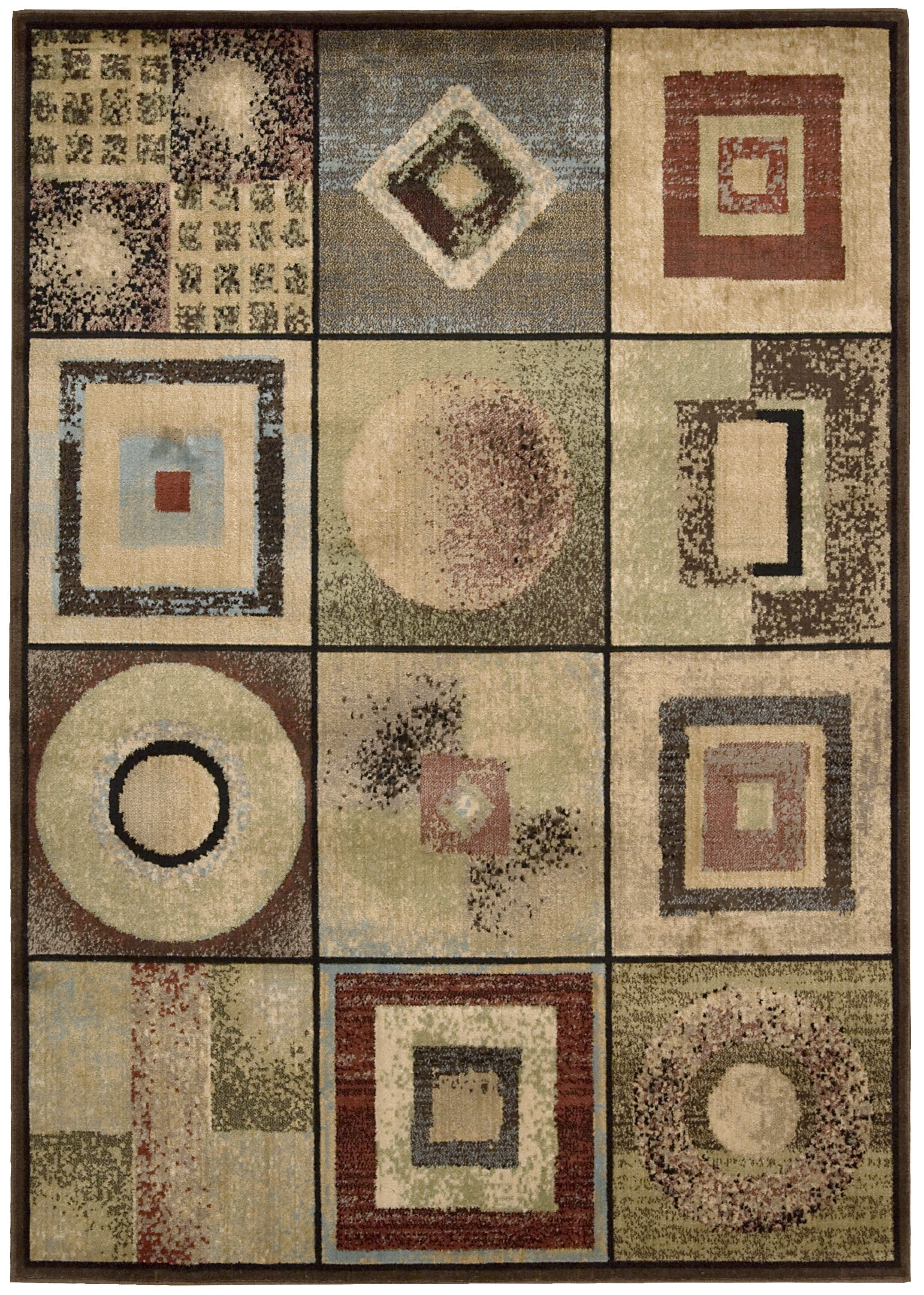 Whitestown Multi Rug Rug Size: Rectangle 5'3