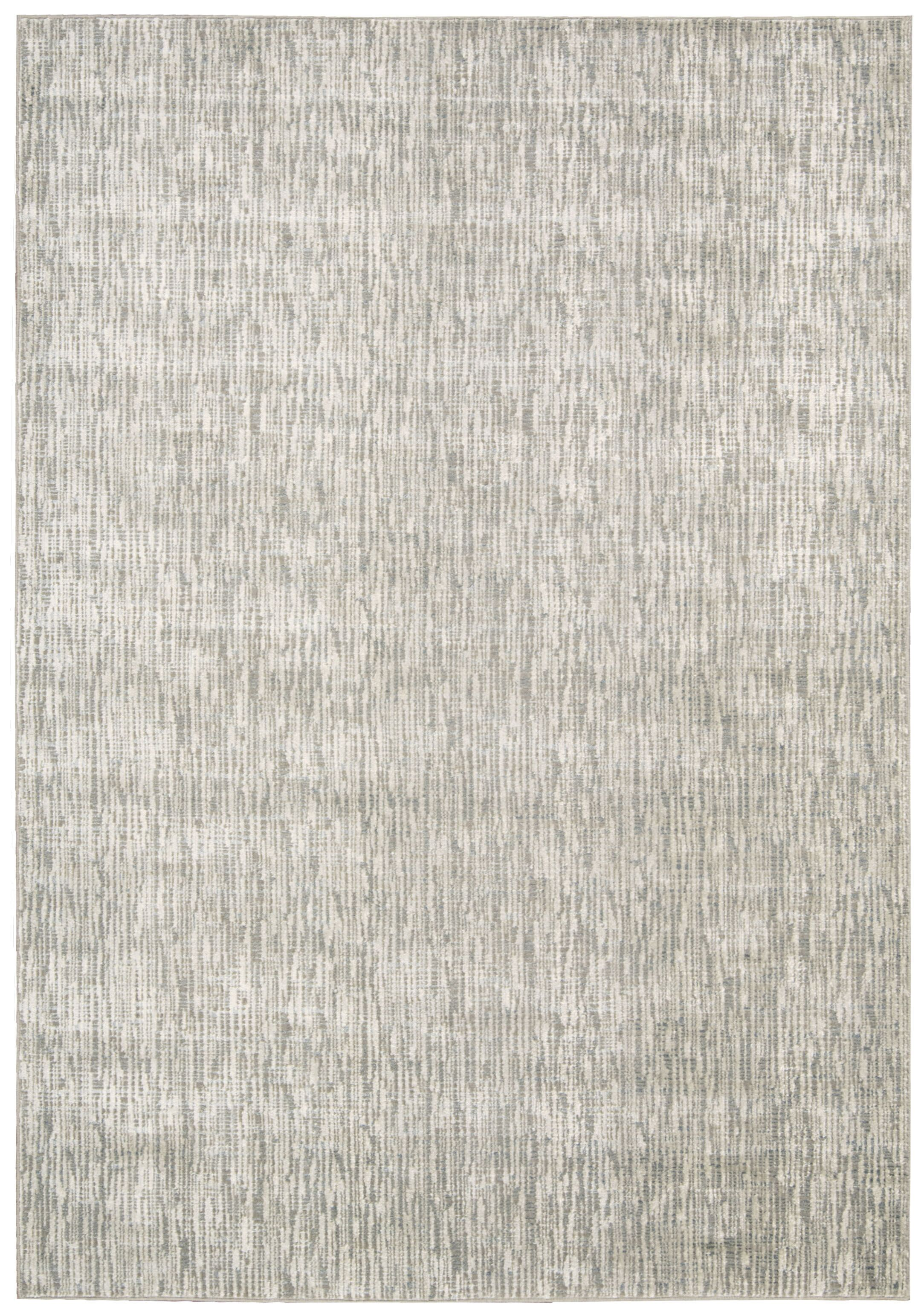 Coby Gray Wool Area Rug Rug Size: Rectangle 7'6