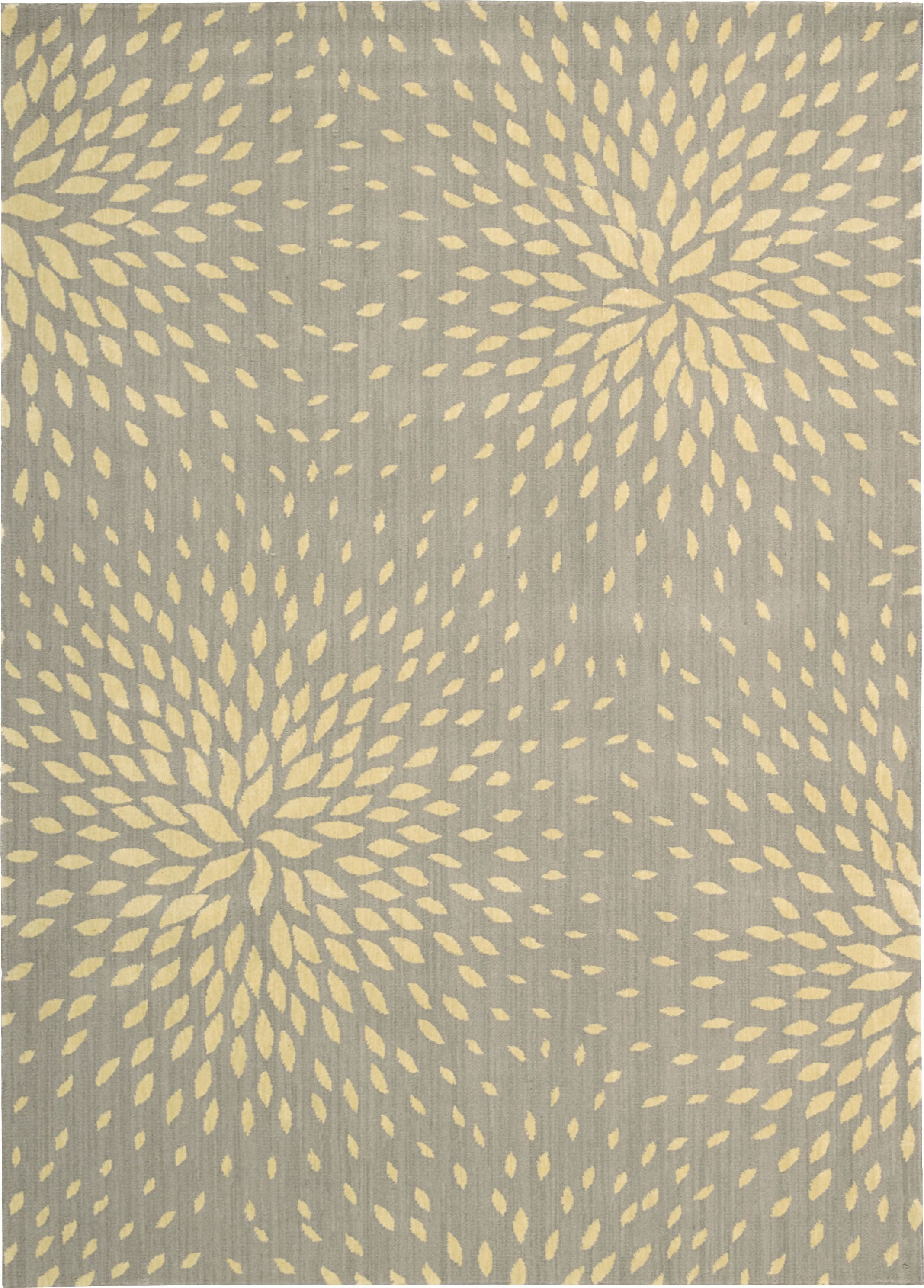 Jere Gray Area Rug Rug Size: Rectangle 9'6