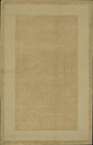 Aspasia Hand-Tufted Sand Area Rug Rug Size: Rectangle 8' x 10'6