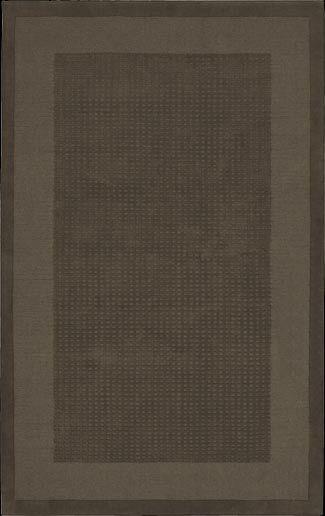 Aspasia Hand-Tufted Mocha Area Rug Rug Size: Rectangle 5' x 8'