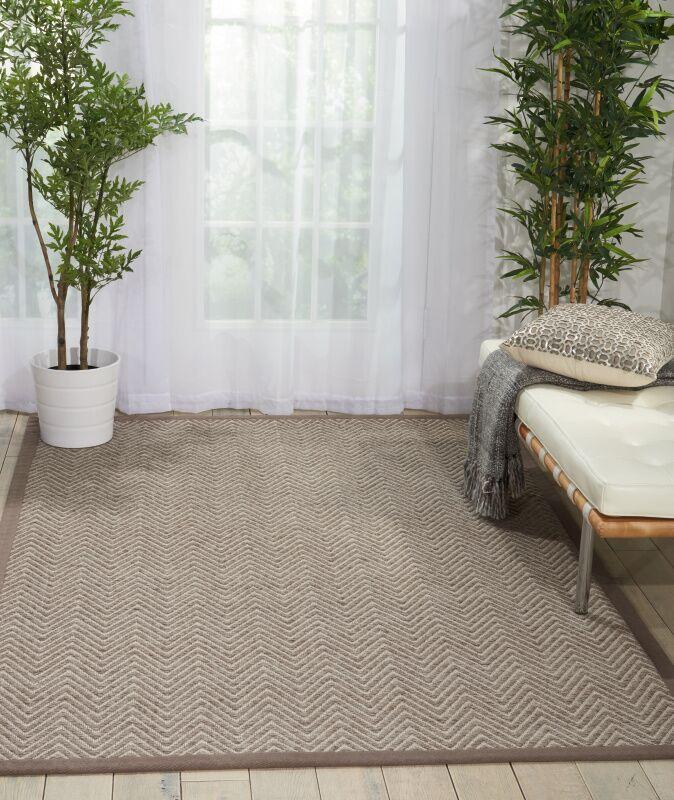 Uleena Hand-Woven Flannel Area Rug Rug Size: Rectangle 8' x 10'