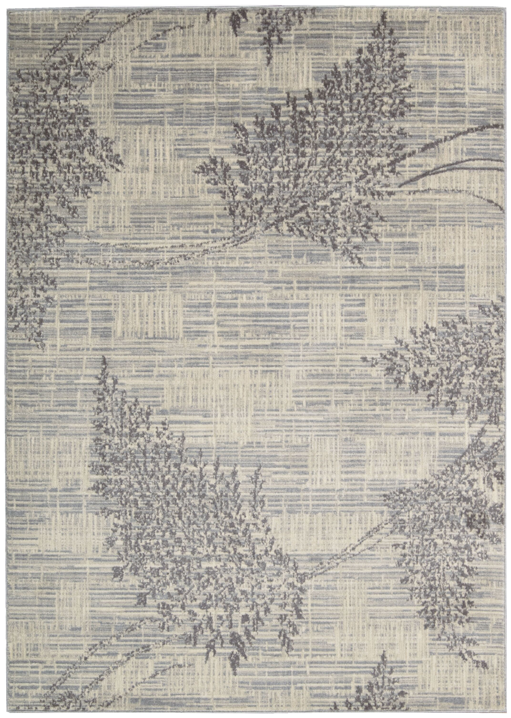 Hassie Champagne Area Rug Rug Size: Rectangle 3'6
