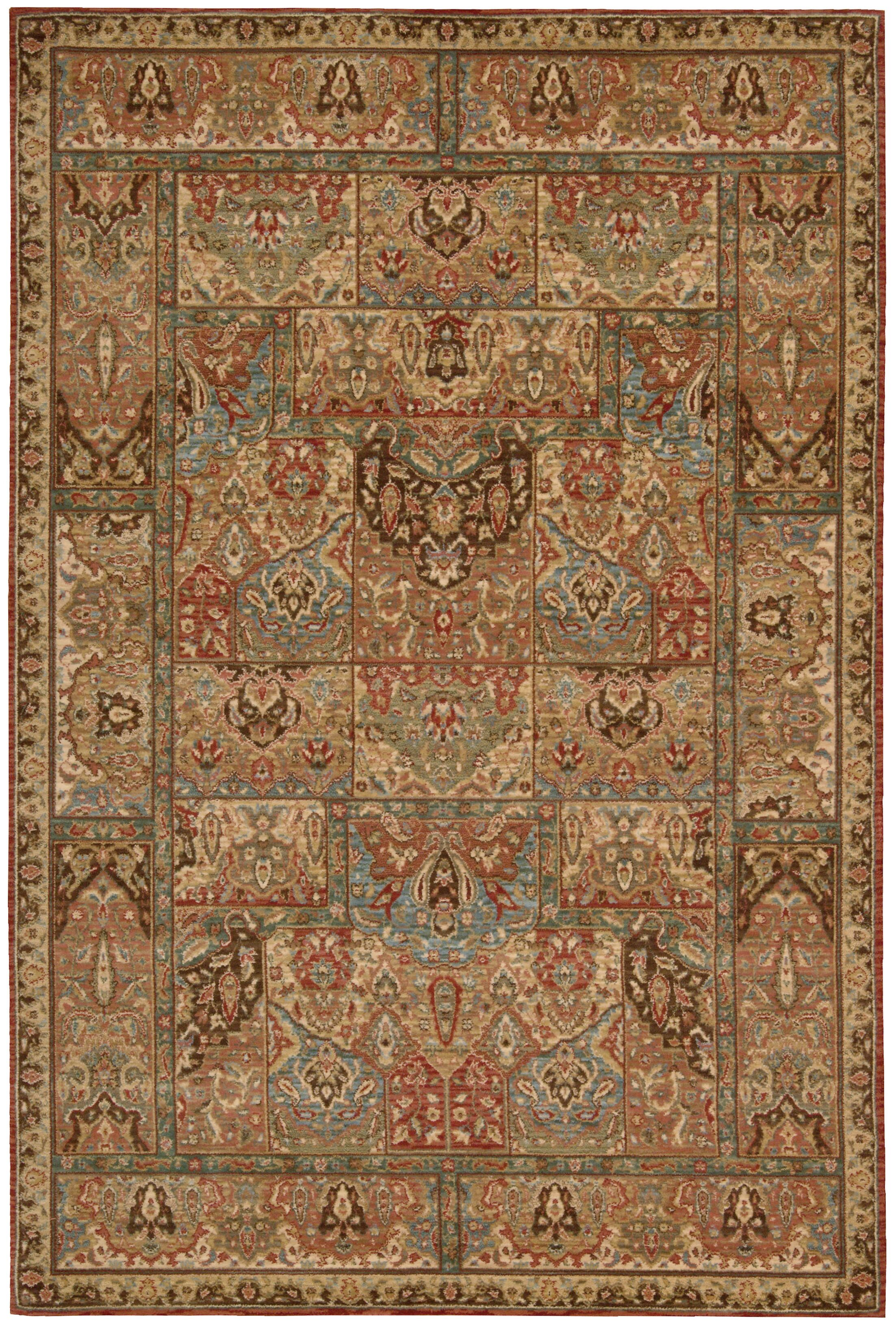 Crownover Wool Brown Area Rug Rug Size: Rectangle 2'6