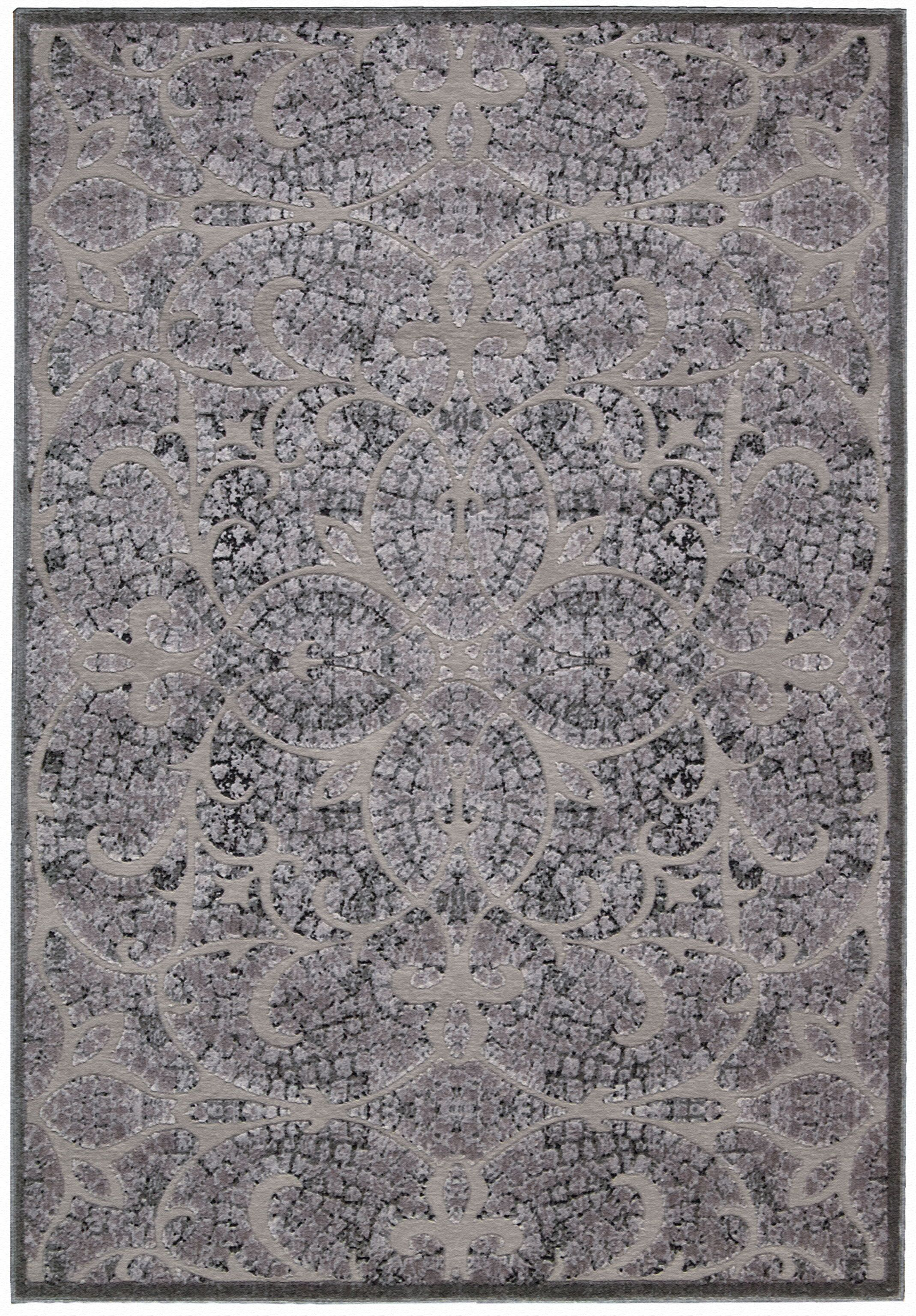 Driftwood Gray Area Rug Rug Size: Rectangle 3'6