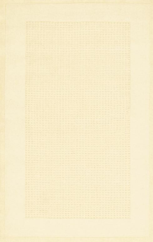 Aspasia Hand-Tufted Ivory Area Rug Rug Size: Rectangle 3'6