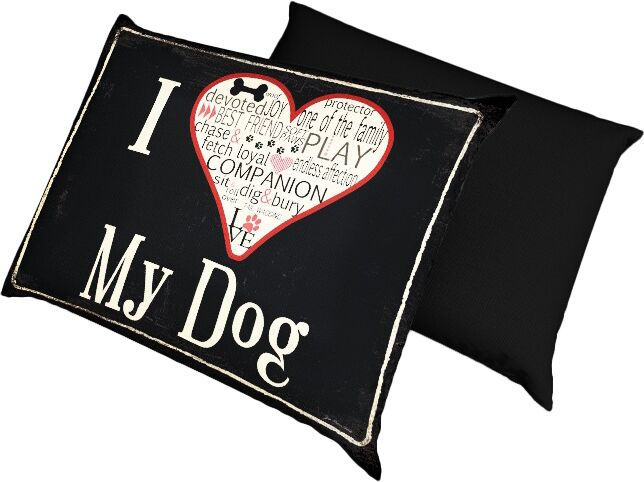 I love My Dog Dog Bed Size: Medium/Large 40