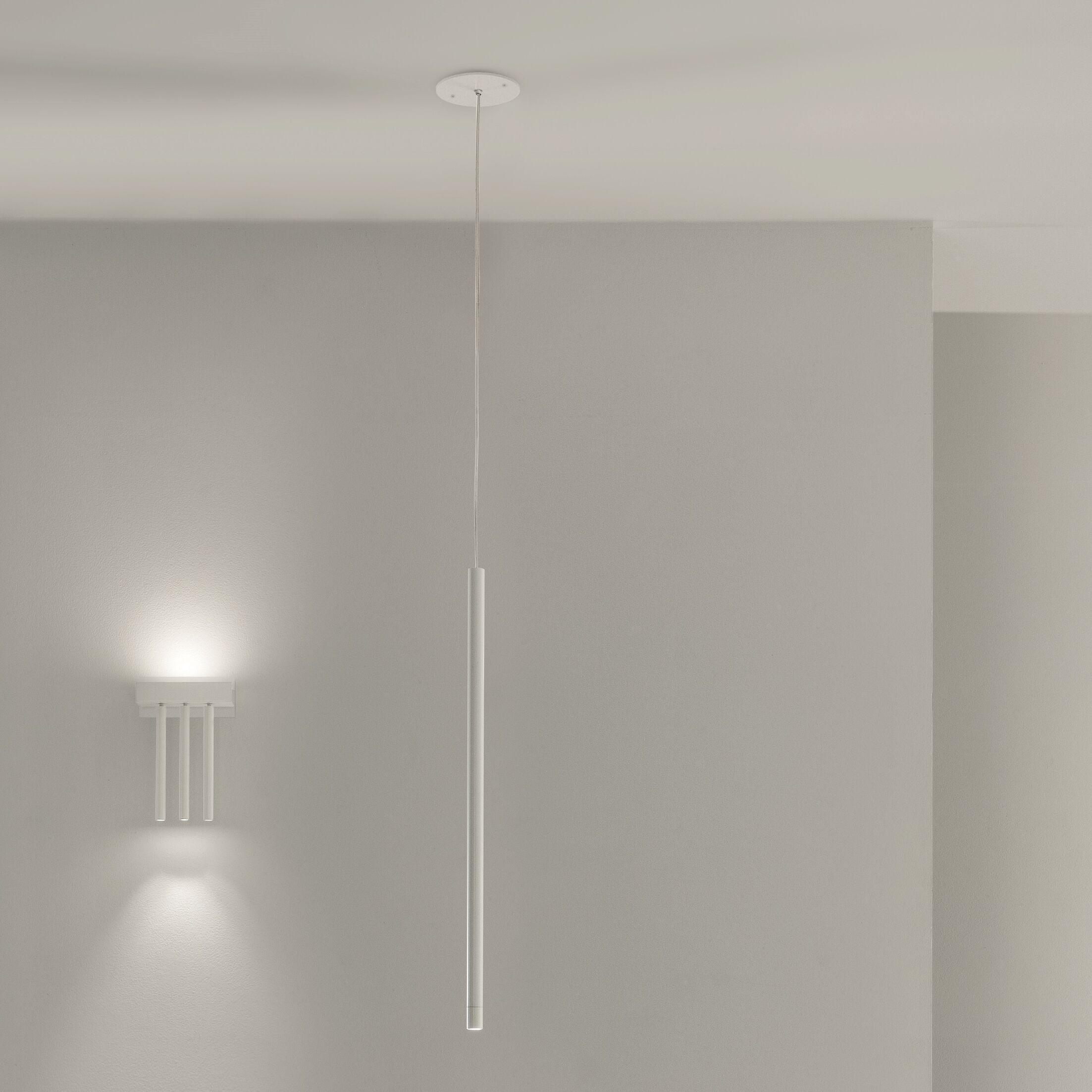 Virtus 1-Light Cylinder Pendant