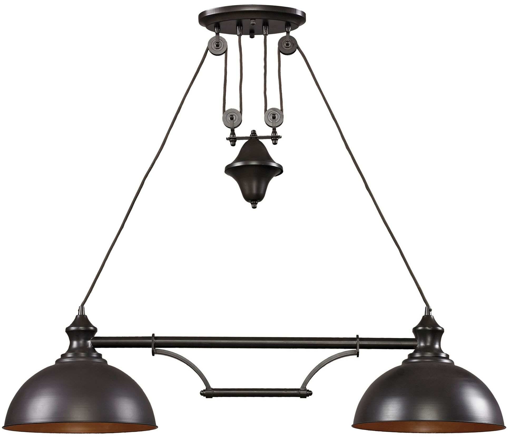 Rodriques 2-Light  LED  Pendant
