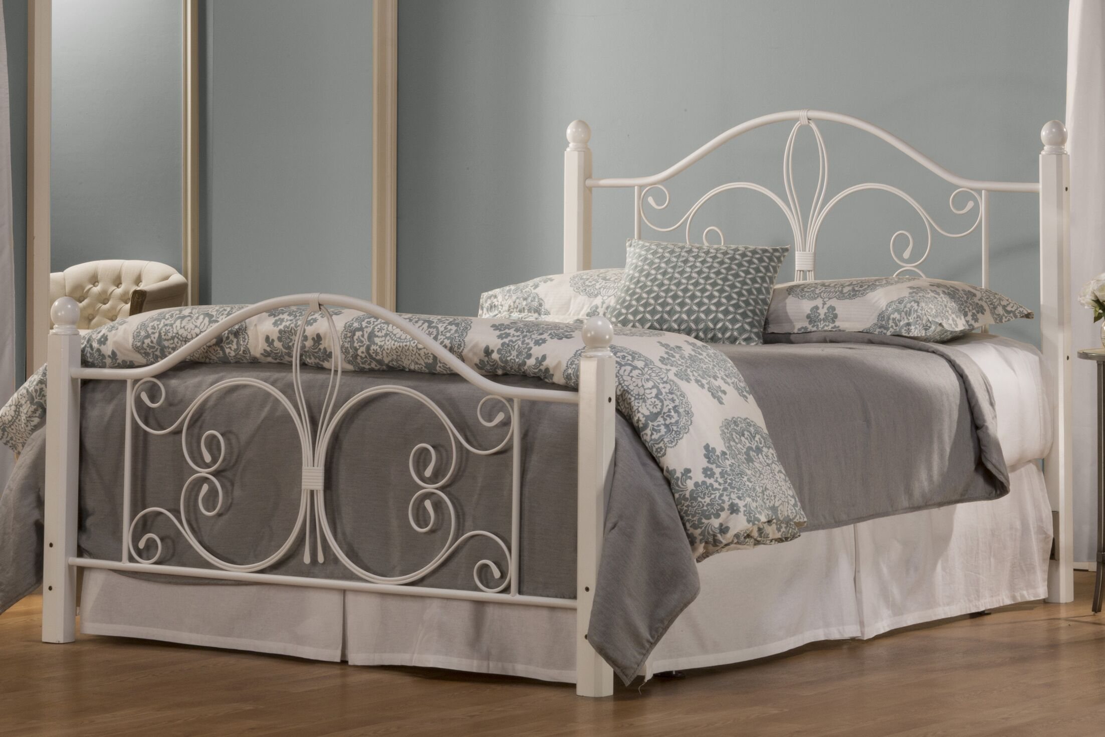 Antonia Bed Size: Twin